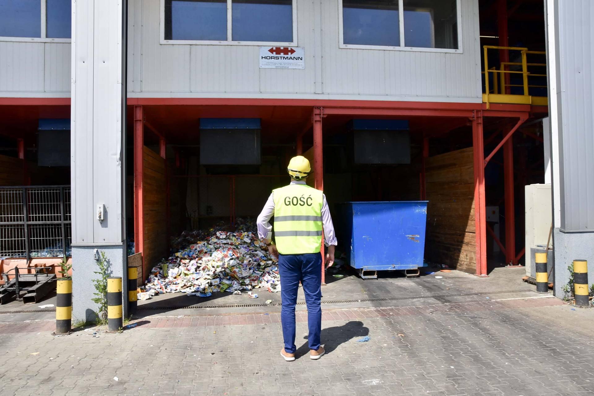 dsc 7949 Konferencja prasowa dotycząca gospodarki odpadami [WIDEO]