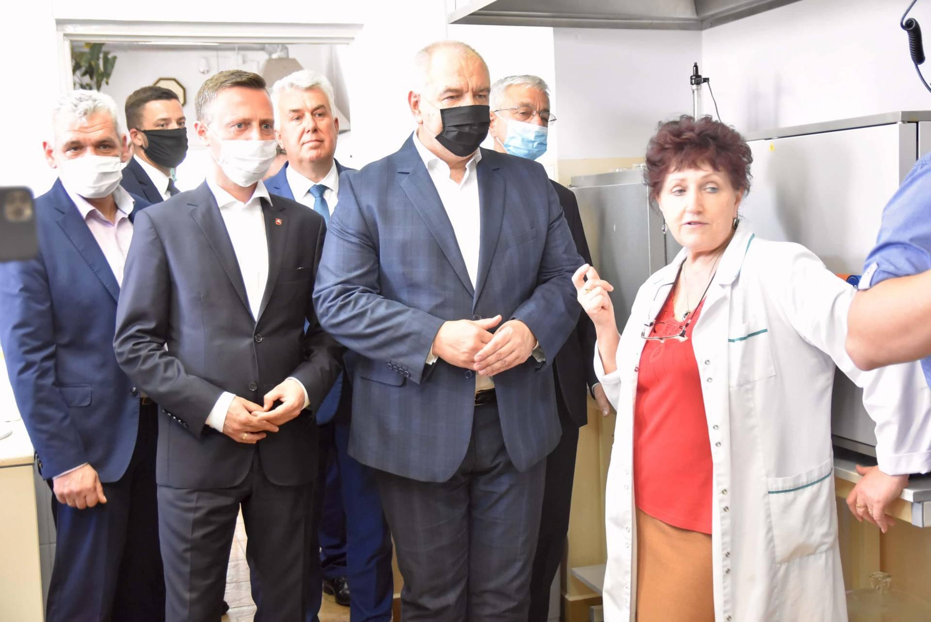 dsc 7986 Wicepremier Jacek Sasin zapowiedział modernizację Zamojskich Zakładów Zbożowych