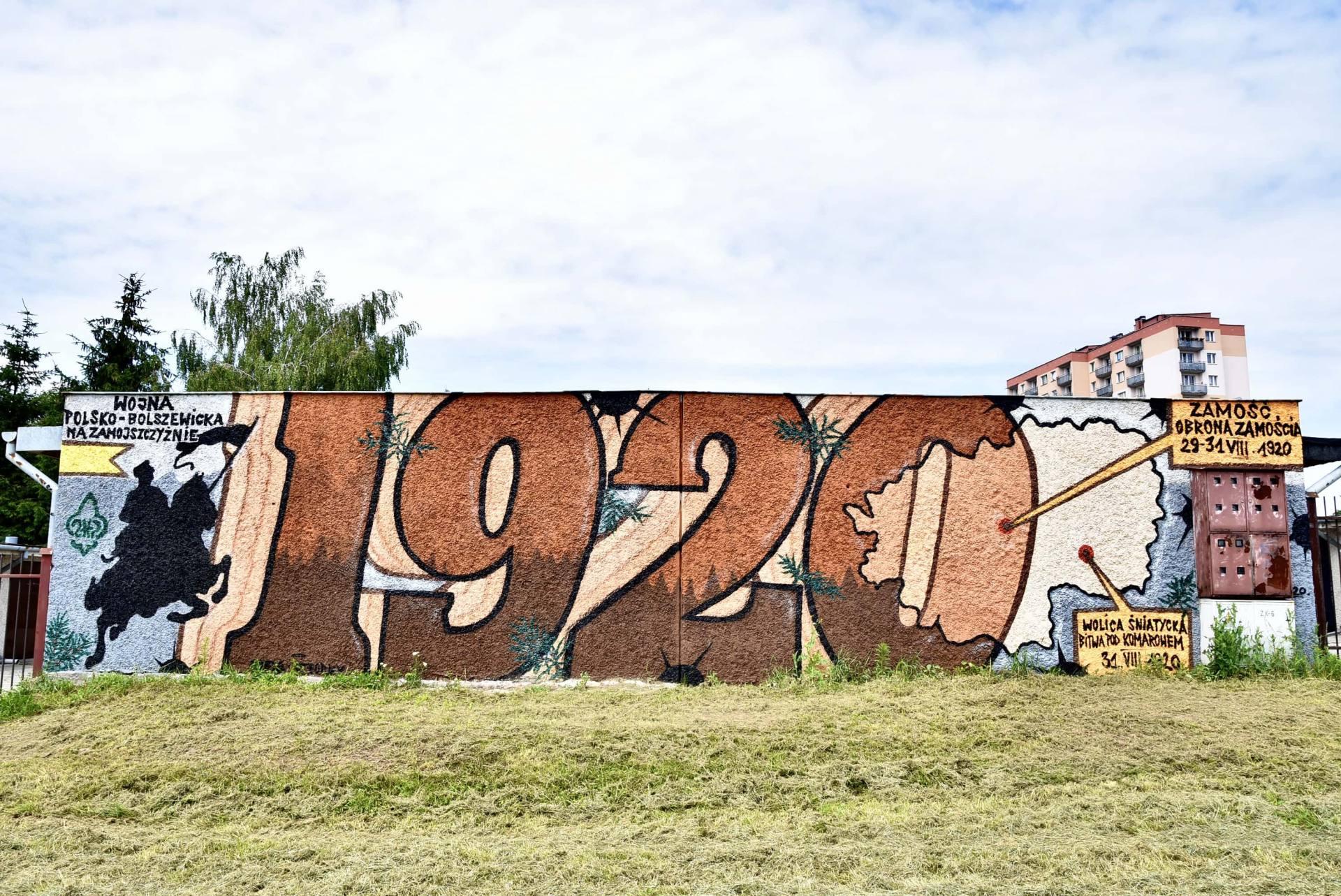 dsc 8514 Mural 1920. (zdjęcia)