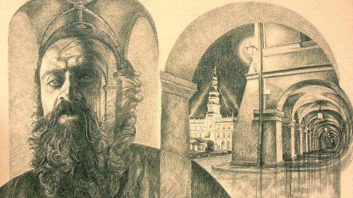 """m terlecki fot janusz zimon """"Jan Zamoyski Hetman Wielki Koronny i Jego Dzieło"""". Tę wystawę warto zobaczyć!"""