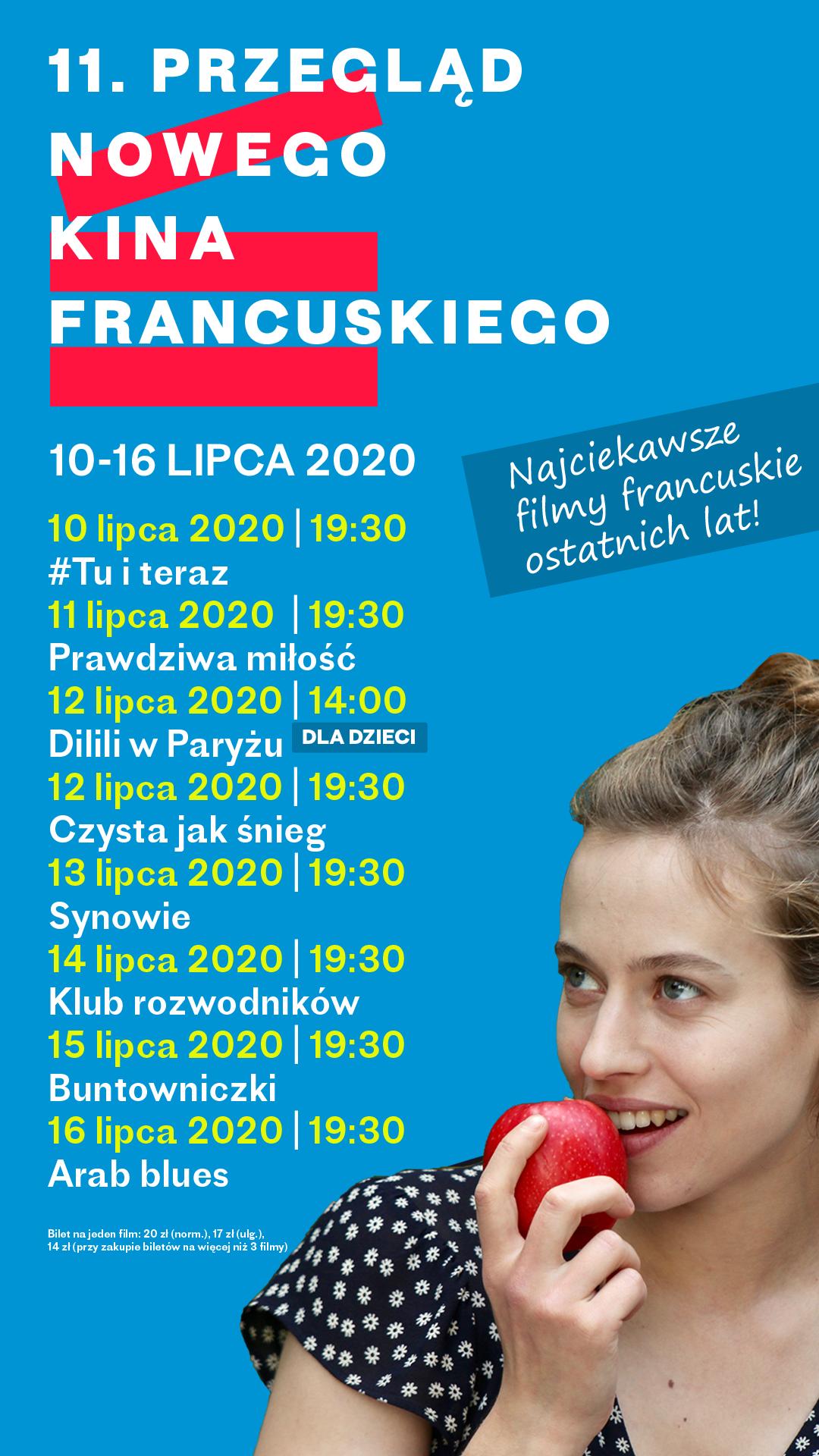 plakat2 Kino francuskie w