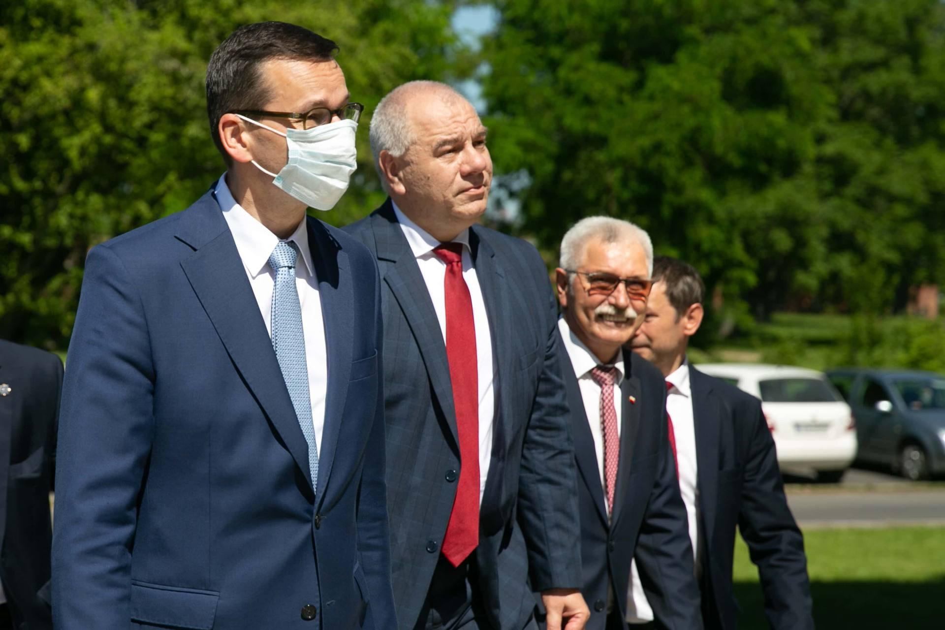 premier morawiecki w zamosciu 5 Premier Mateusz Morawiecki spotkał się z samorządowcami z Zamojszczyzny [ZDJĘCIA]