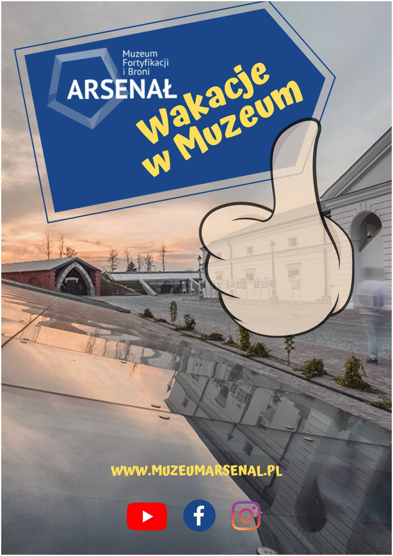 wakacje w muzeum Wakacje w Muzeum - oferta wakacyjna MFiB Arsenał