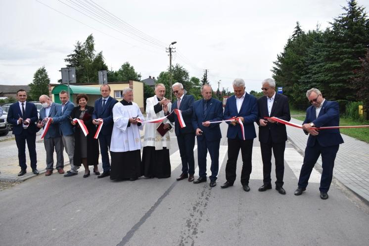 zrzut ekranu 2020 07 8 o 10 20 36 Nowe drogi w Gminie Grabowiec i Gminie Sitno