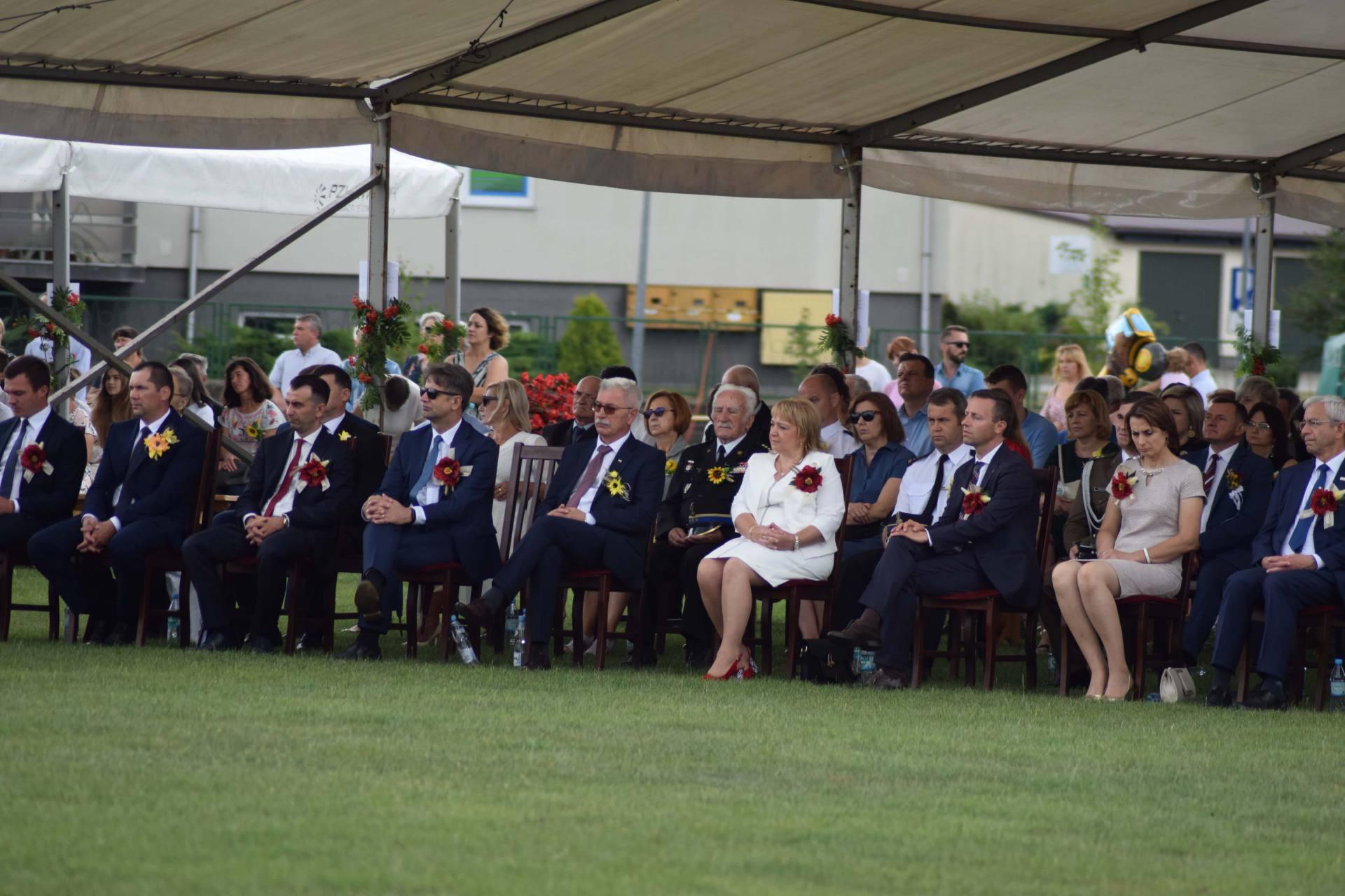 dsc 0051 23 sierpnia odbyły się Dożynki Powiatowo-Gminne w Łabuniach. Publikujemy zdjęcia