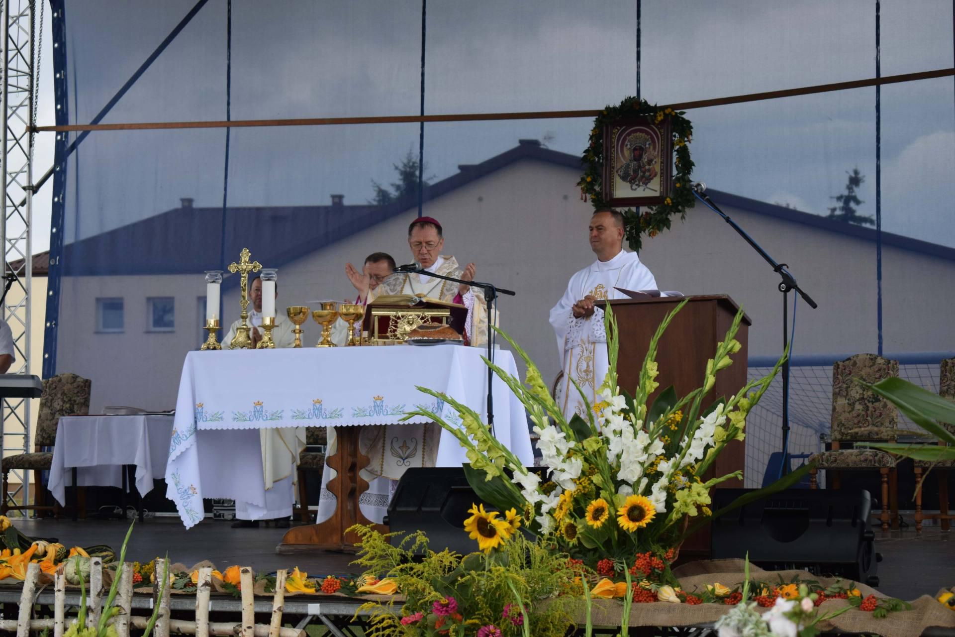 dsc 0268 23 sierpnia odbyły się Dożynki Powiatowo-Gminne w Łabuniach. Publikujemy zdjęcia