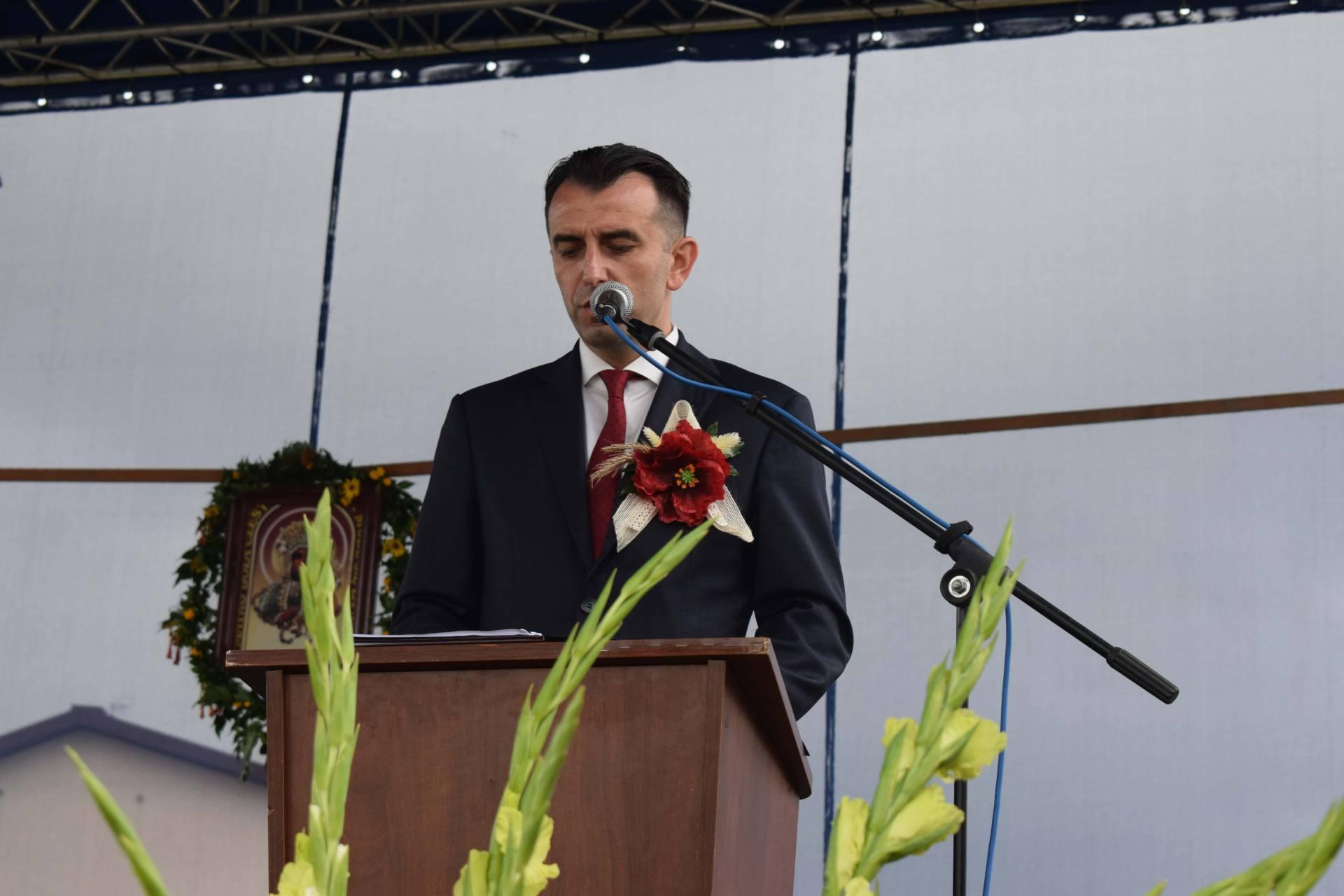 dsc 0342 2 23 sierpnia odbyły się Dożynki Powiatowo-Gminne w Łabuniach. Publikujemy zdjęcia