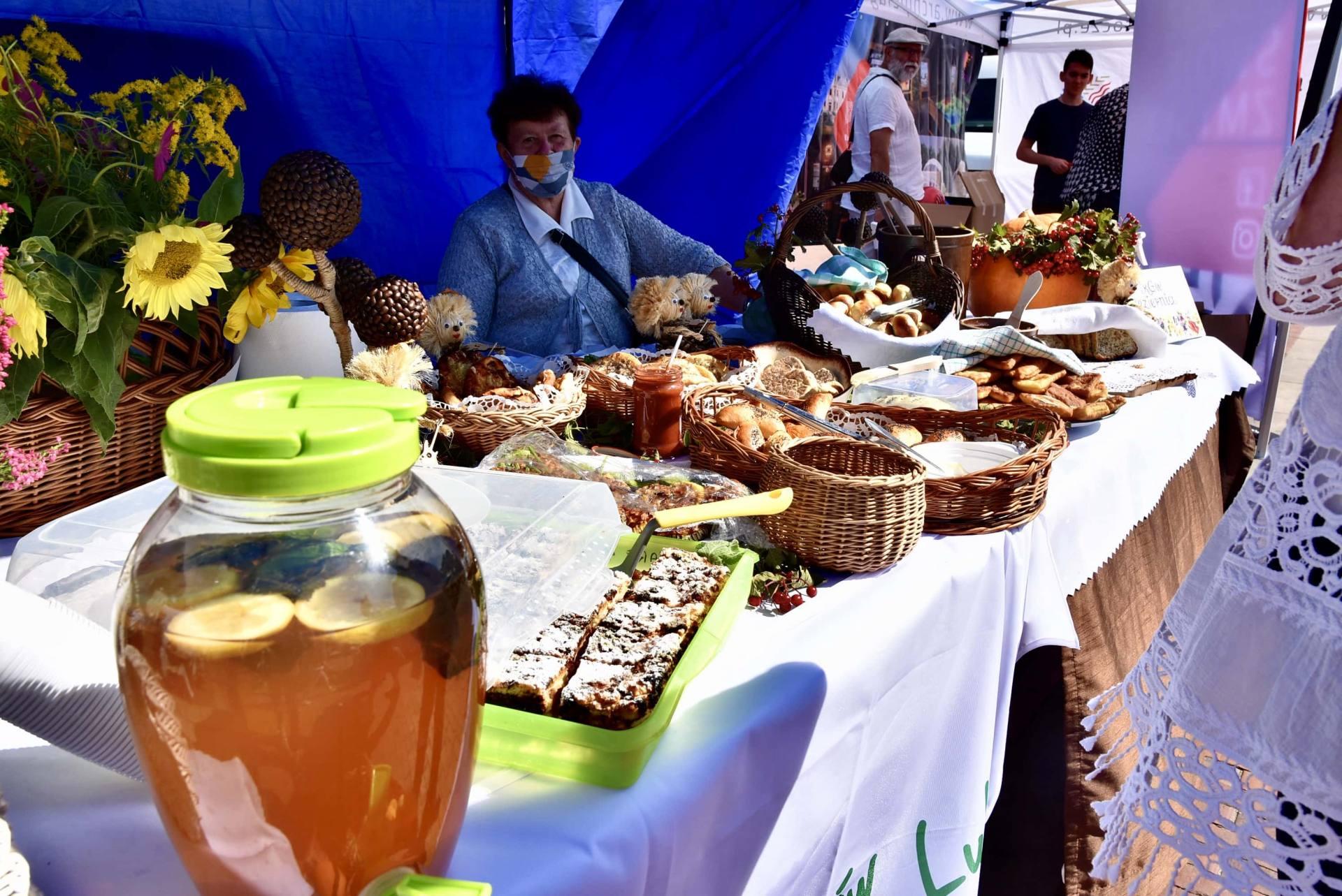 dsc 0455 Żywność prosto od rolnika na Rynku Wielkim w Zamościu. Zobacz zdjęcia i film