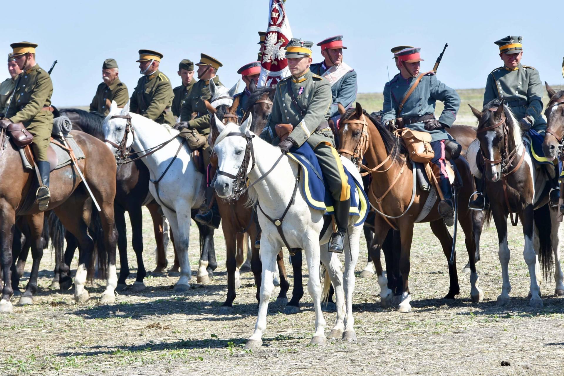 dsc 0487 Czas szabli - 100 rocznica bitwy pod Komarowem(zdjęcia)