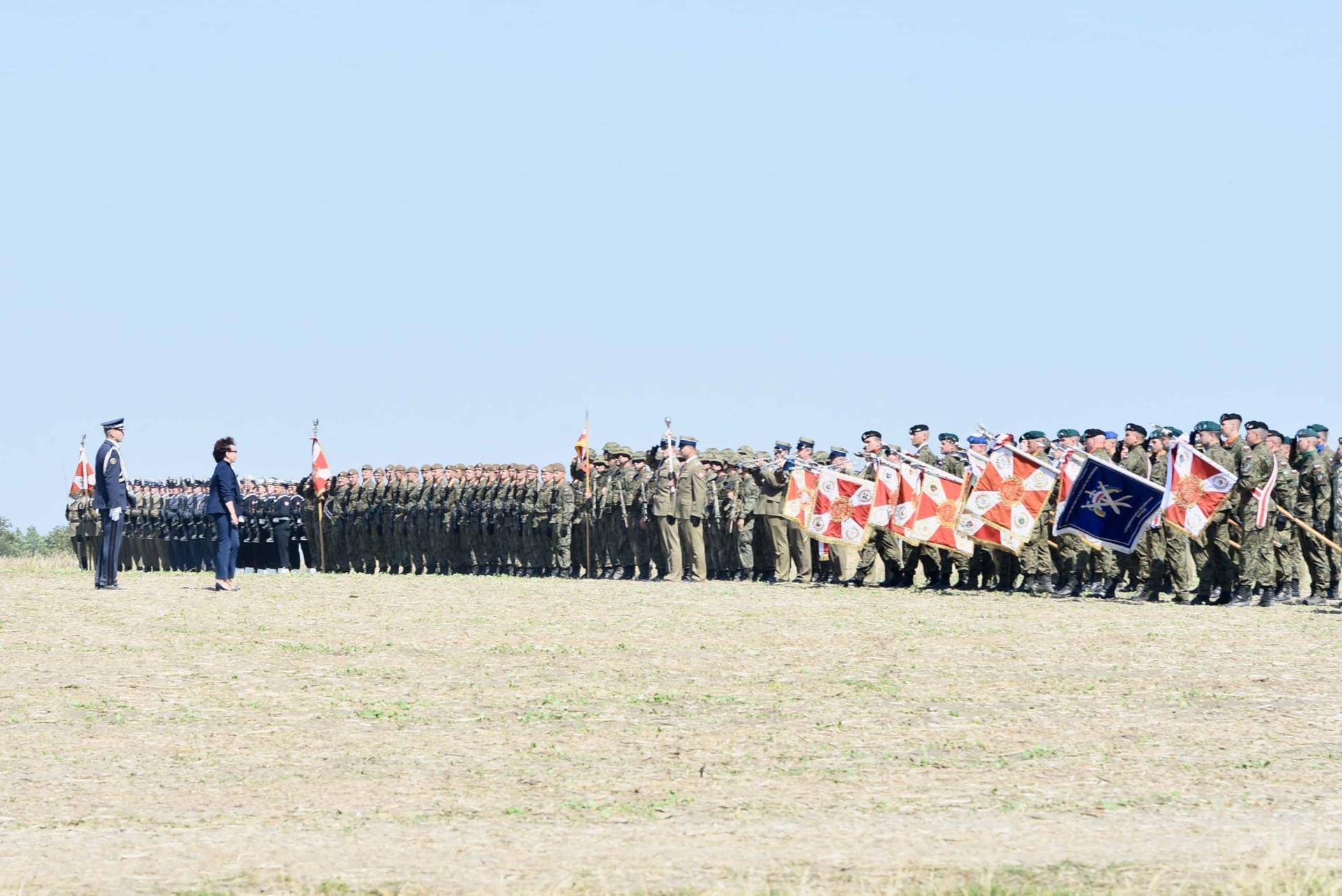 dsc 0494 Czas szabli - 100 rocznica bitwy pod Komarowem(zdjęcia)