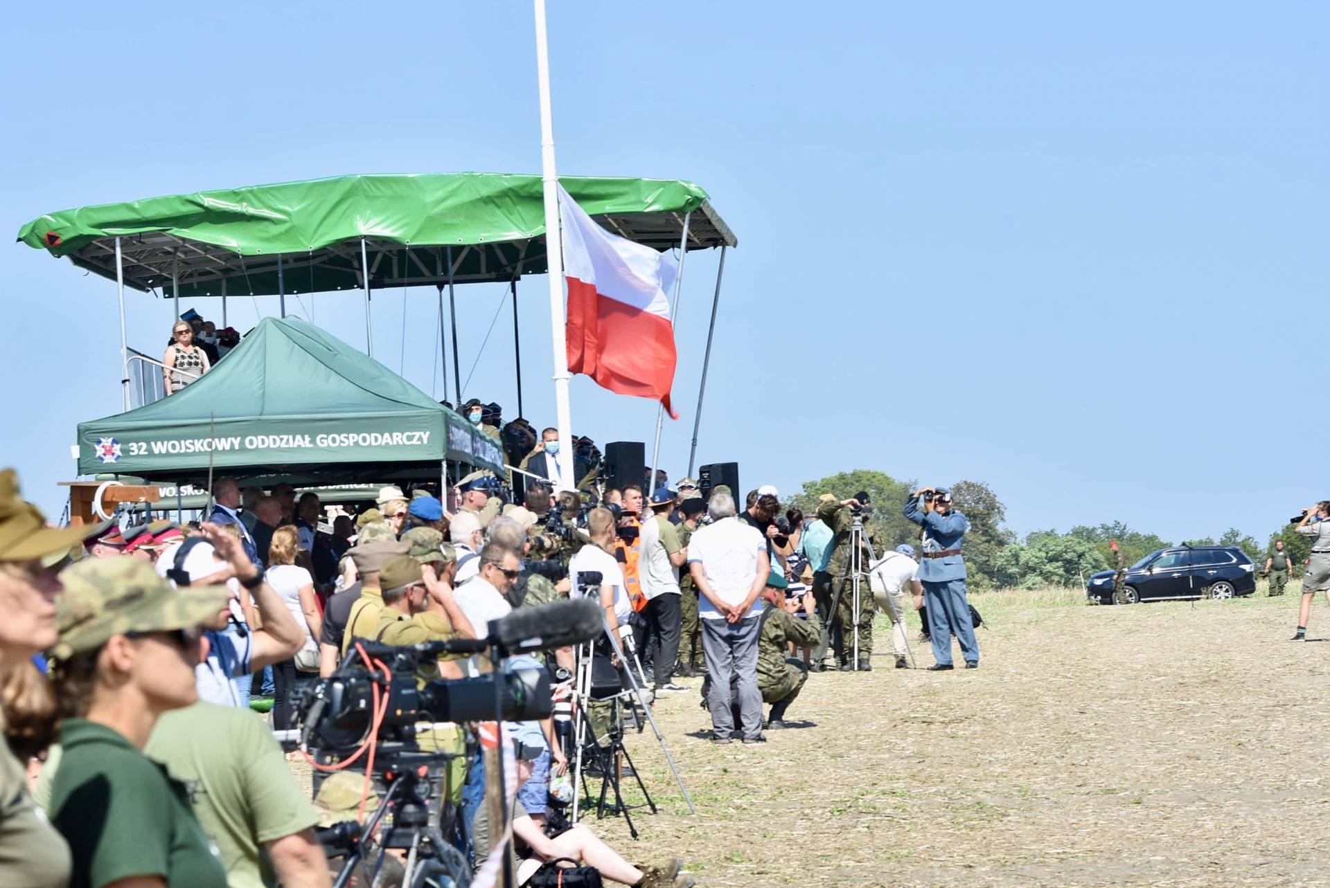 dsc 0501 Czas szabli - 100 rocznica bitwy pod Komarowem(zdjęcia)