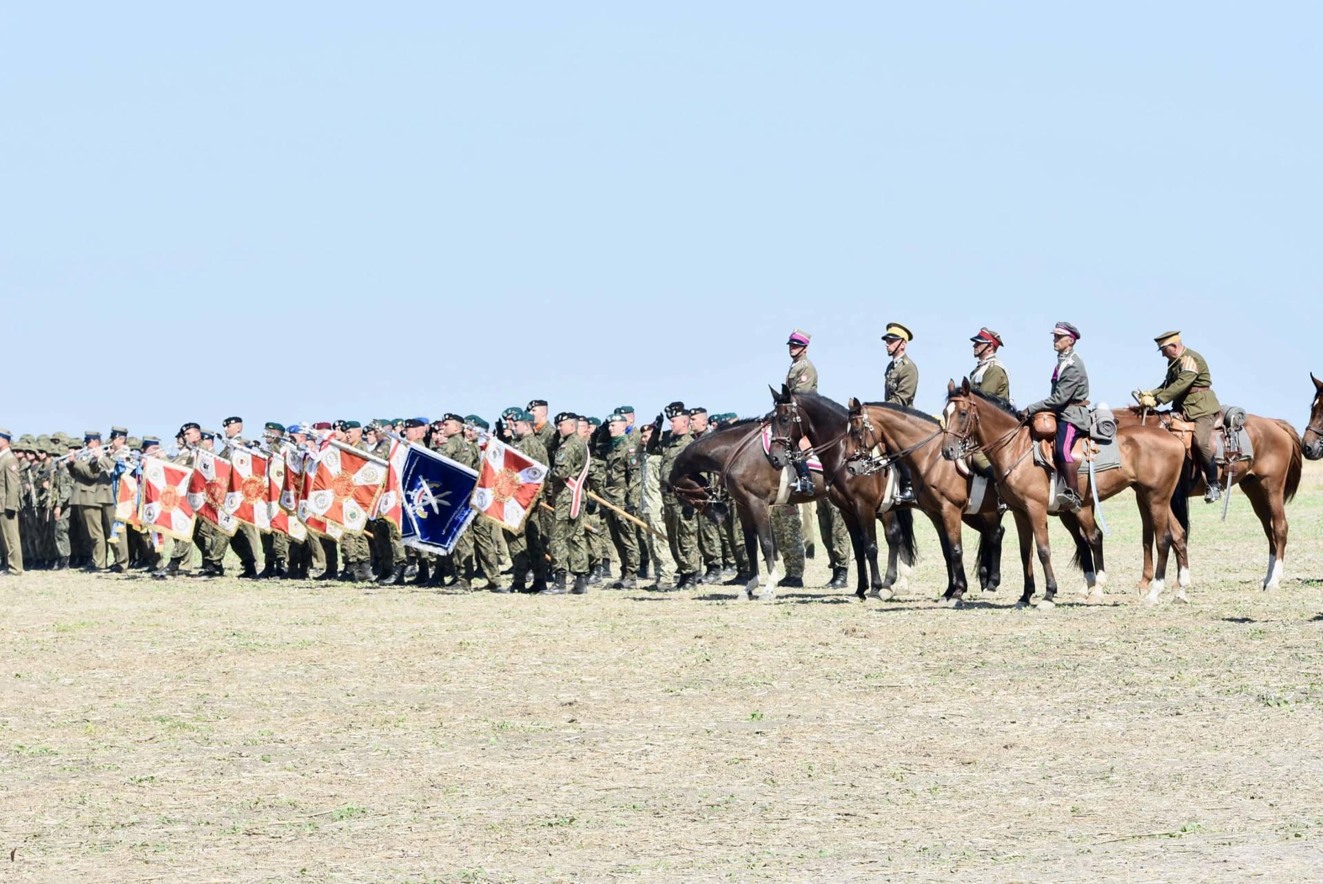dsc 0504 Czas szabli - 100 rocznica bitwy pod Komarowem(zdjęcia)