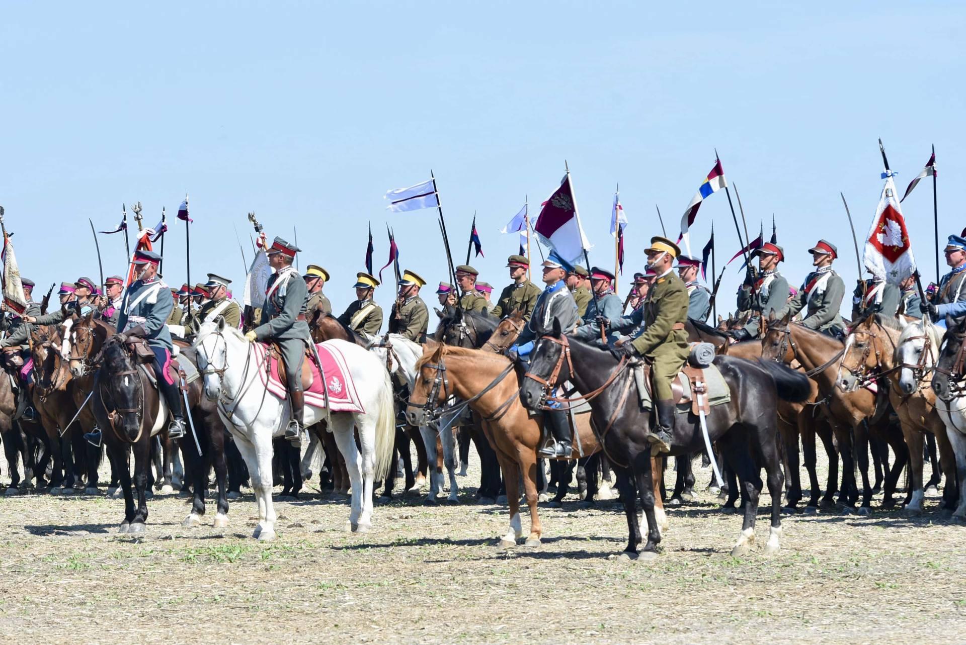 dsc 0508 Czas szabli - 100 rocznica bitwy pod Komarowem(zdjęcia)