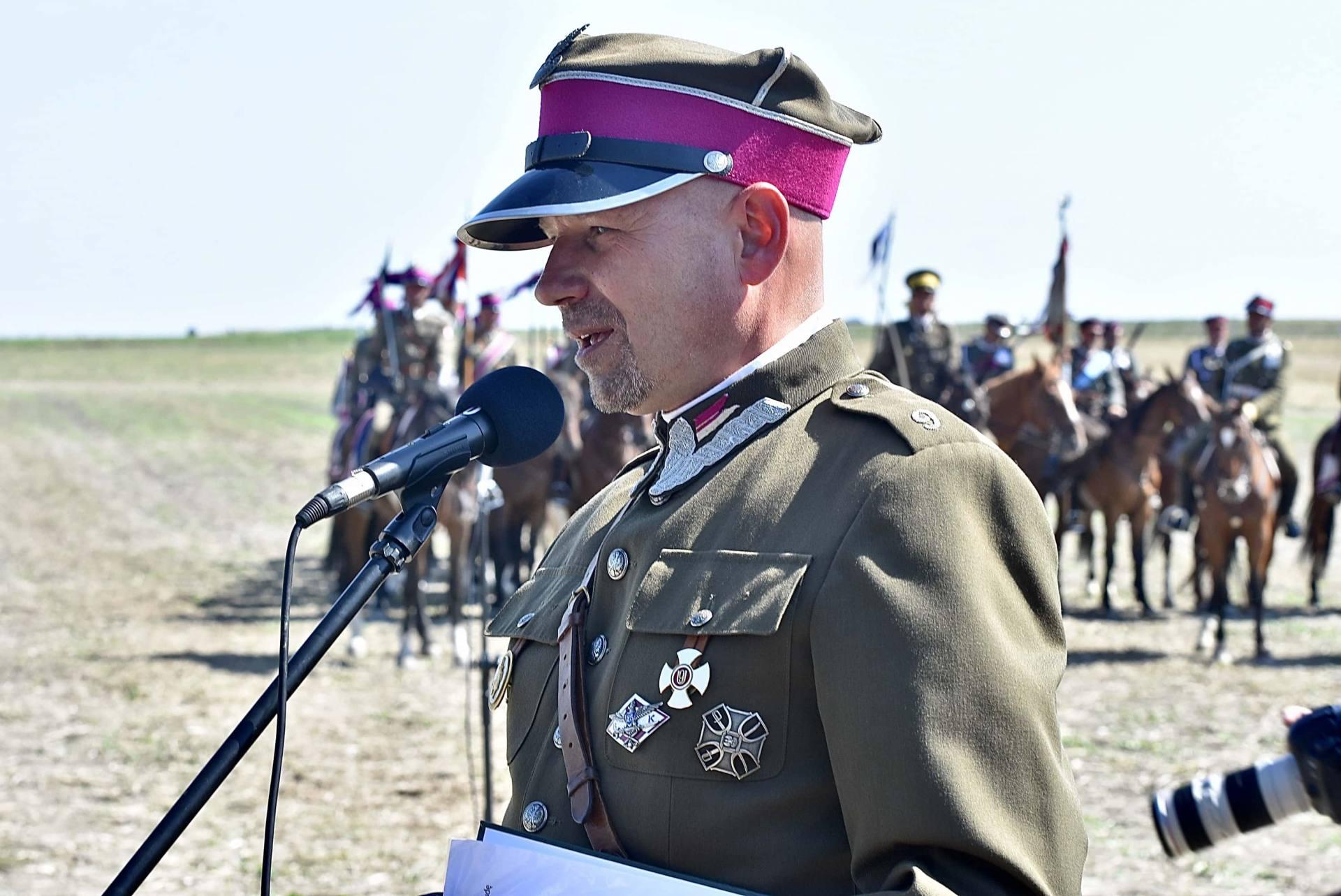 dsc 0511 Czas szabli - 100 rocznica bitwy pod Komarowem(zdjęcia)