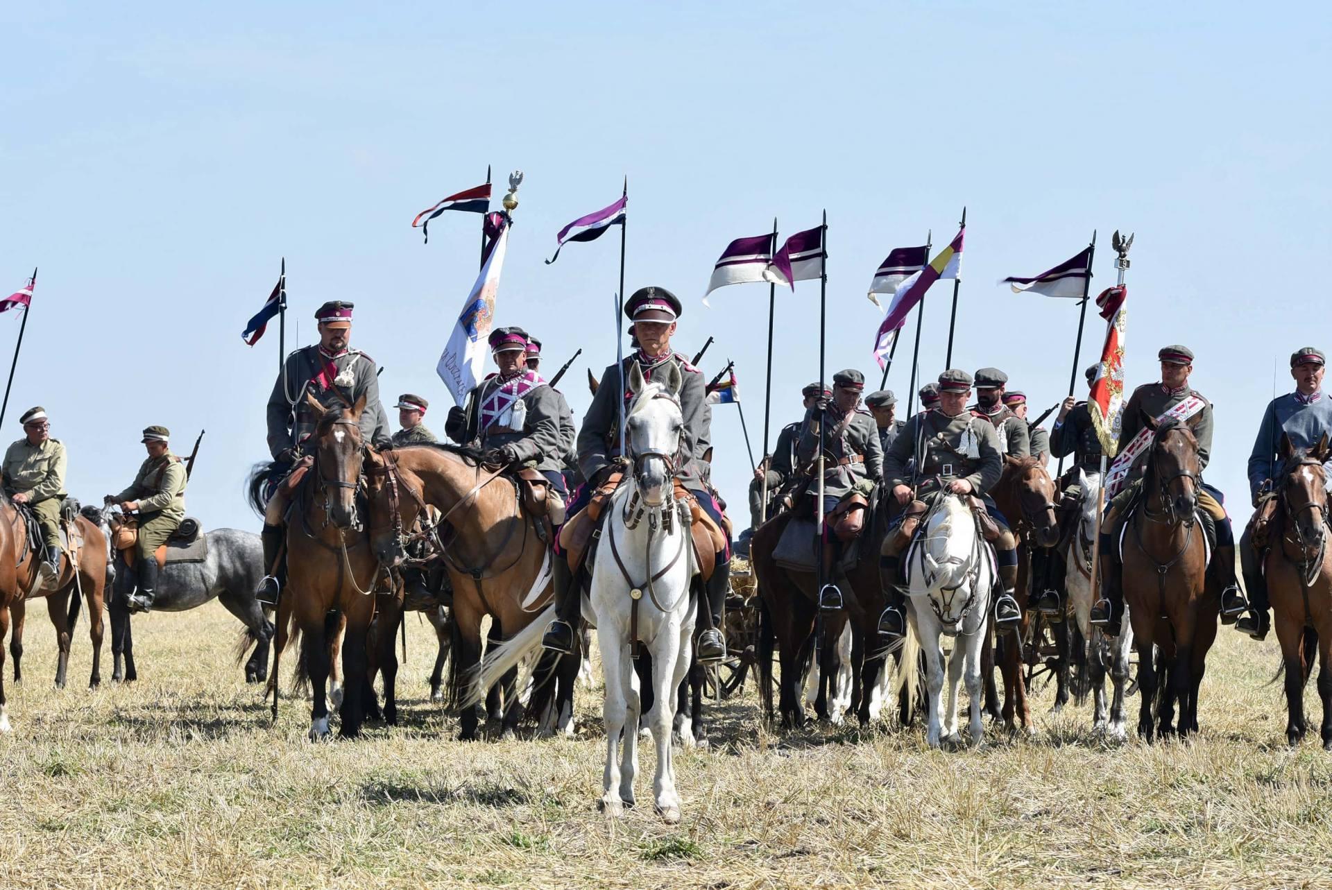 dsc 0527 Czas szabli - 100 rocznica bitwy pod Komarowem(zdjęcia)
