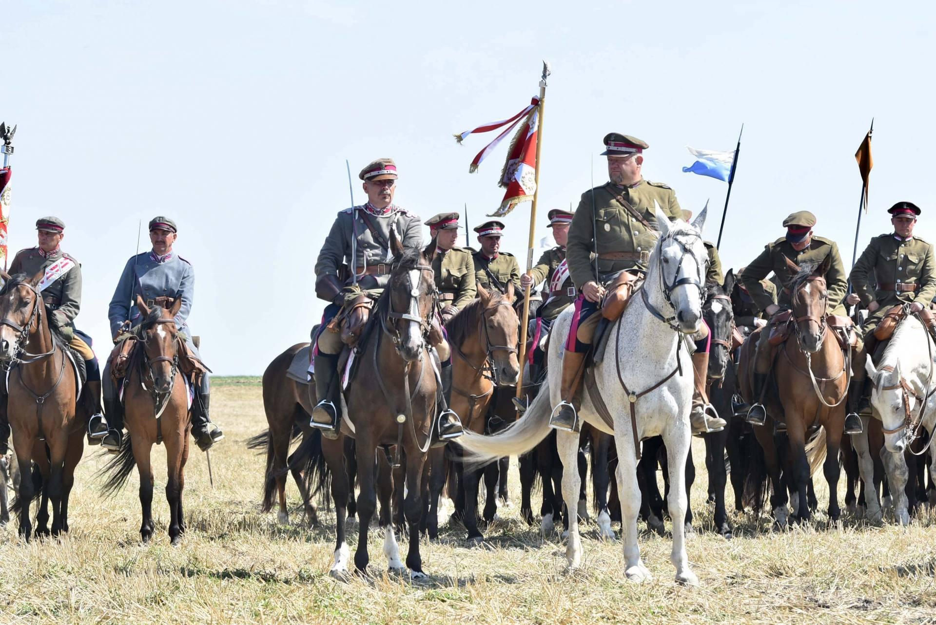 dsc 0529 Czas szabli - 100 rocznica bitwy pod Komarowem(zdjęcia)
