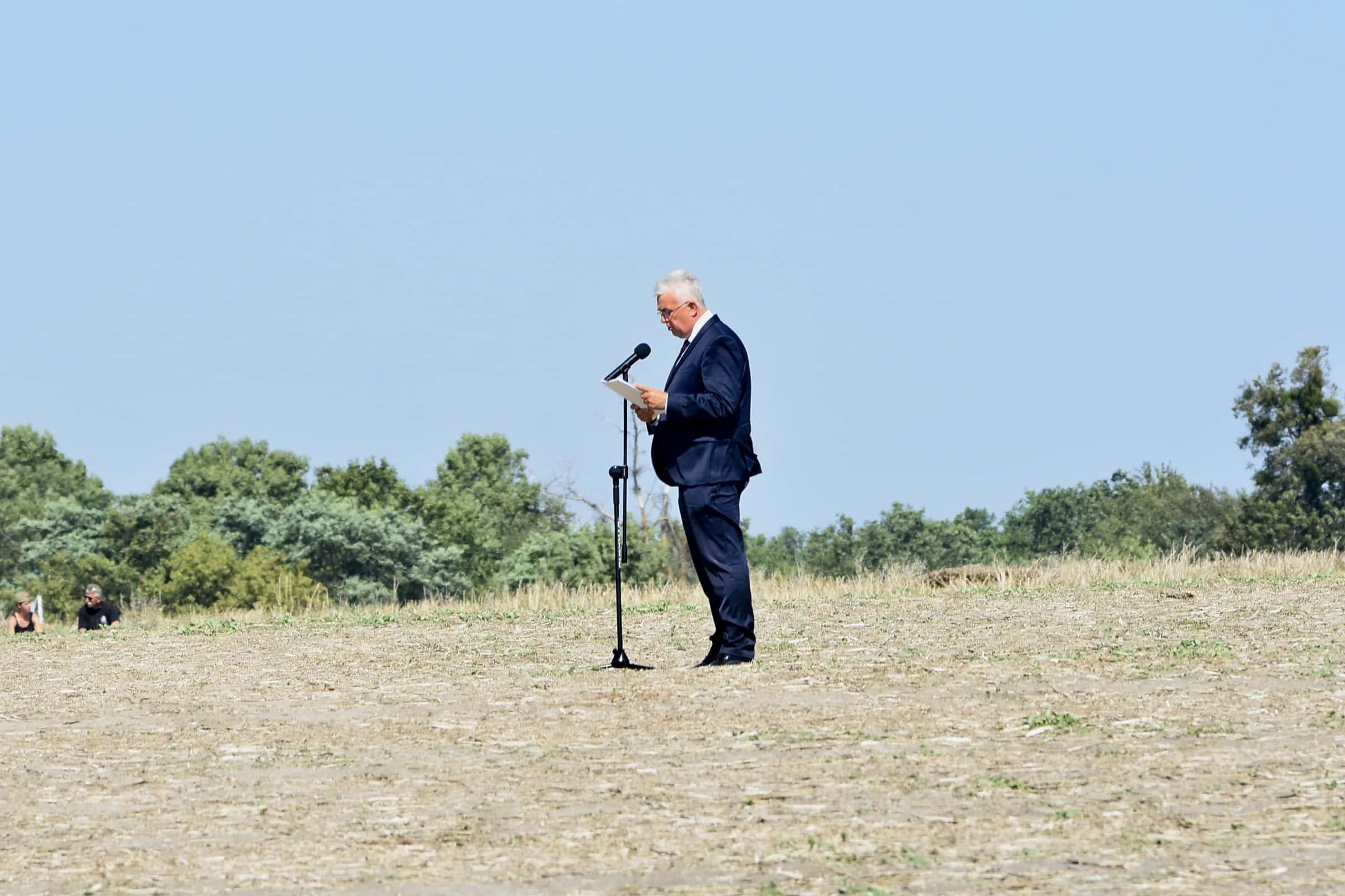 dsc 0531 Czas szabli - 100 rocznica bitwy pod Komarowem(zdjęcia)