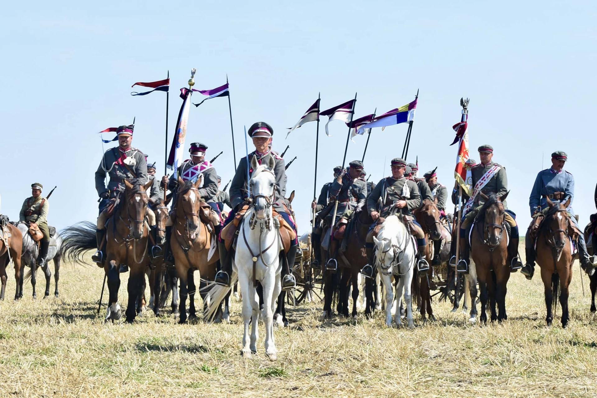 dsc 0533 Czas szabli - 100 rocznica bitwy pod Komarowem(zdjęcia)