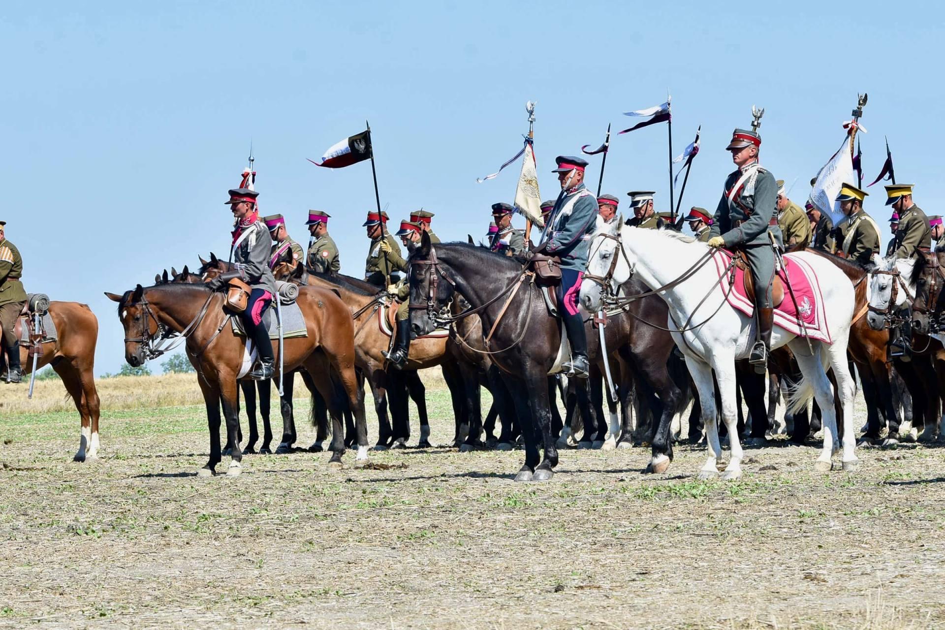 dsc 0536 Czas szabli - 100 rocznica bitwy pod Komarowem(zdjęcia)