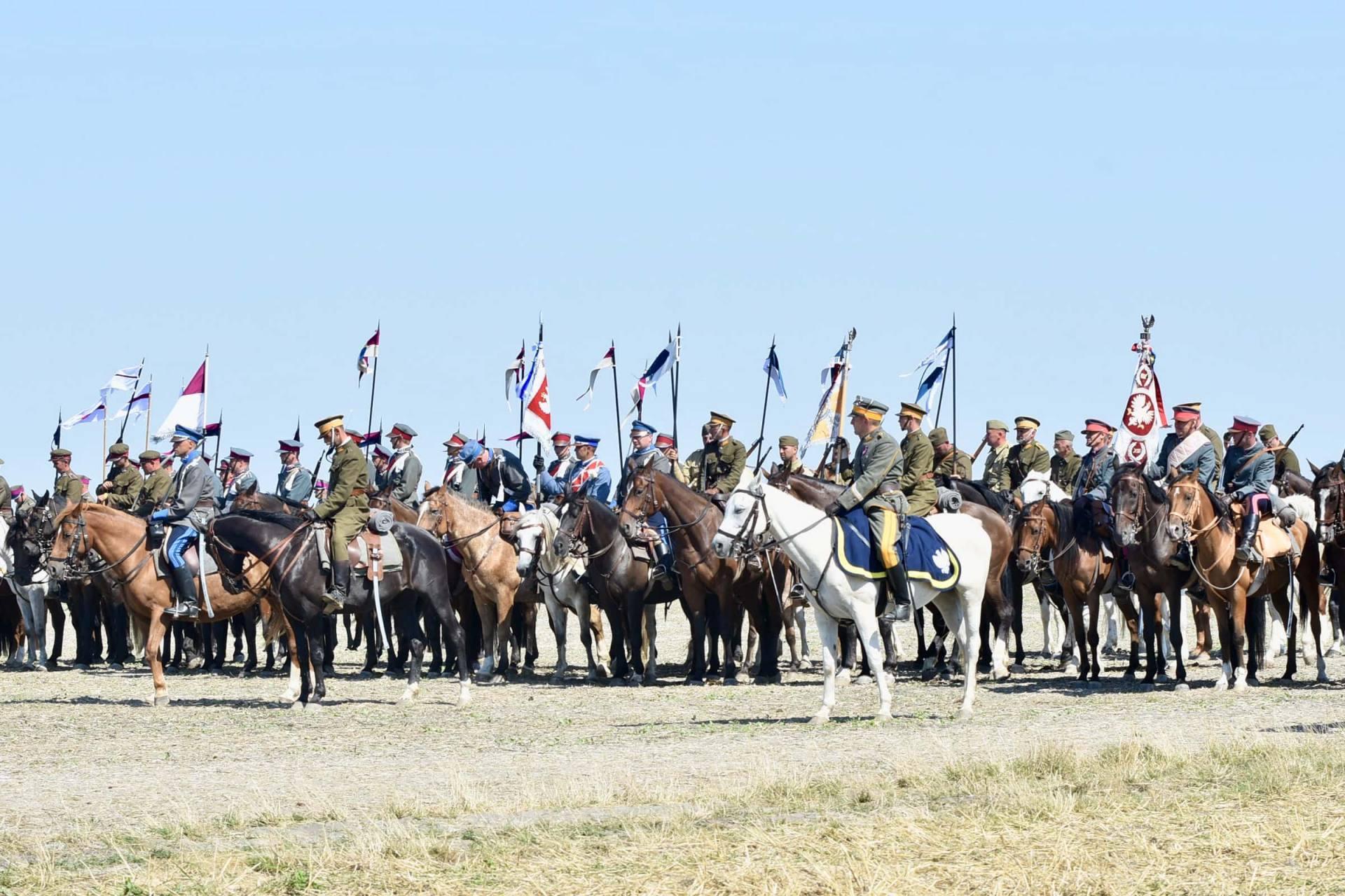 dsc 0539 Czas szabli - 100 rocznica bitwy pod Komarowem(zdjęcia)