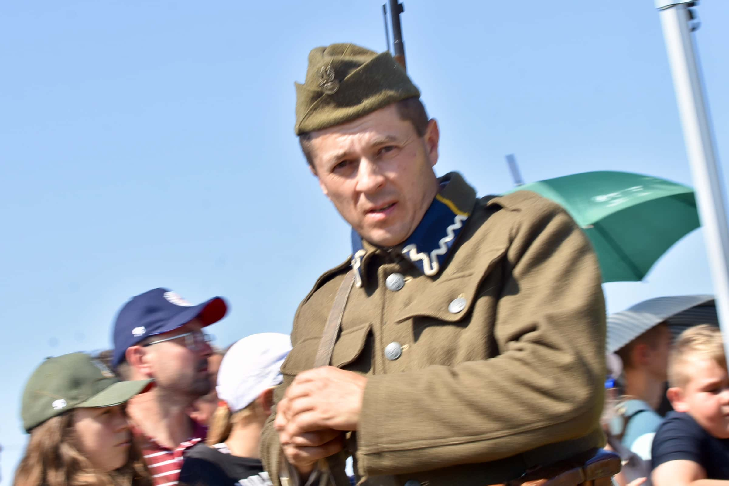 dsc 0544 Czas szabli - 100 rocznica bitwy pod Komarowem(zdjęcia)