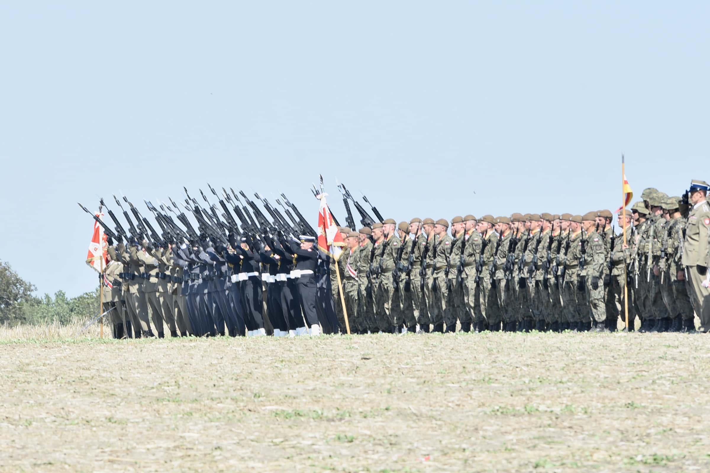 dsc 0556 Czas szabli - 100 rocznica bitwy pod Komarowem(zdjęcia)