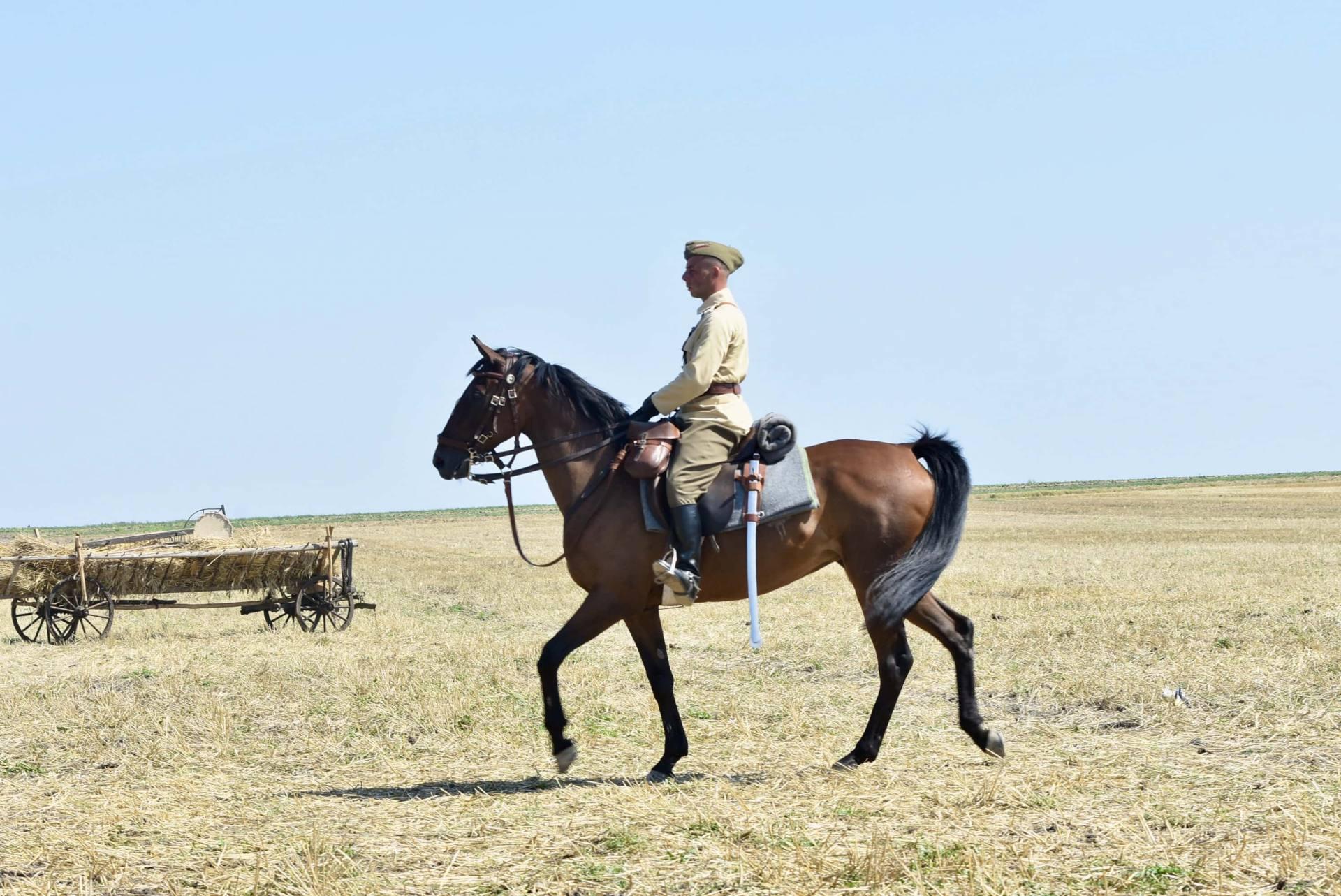 dsc 0565 Czas szabli - 100 rocznica bitwy pod Komarowem(zdjęcia)
