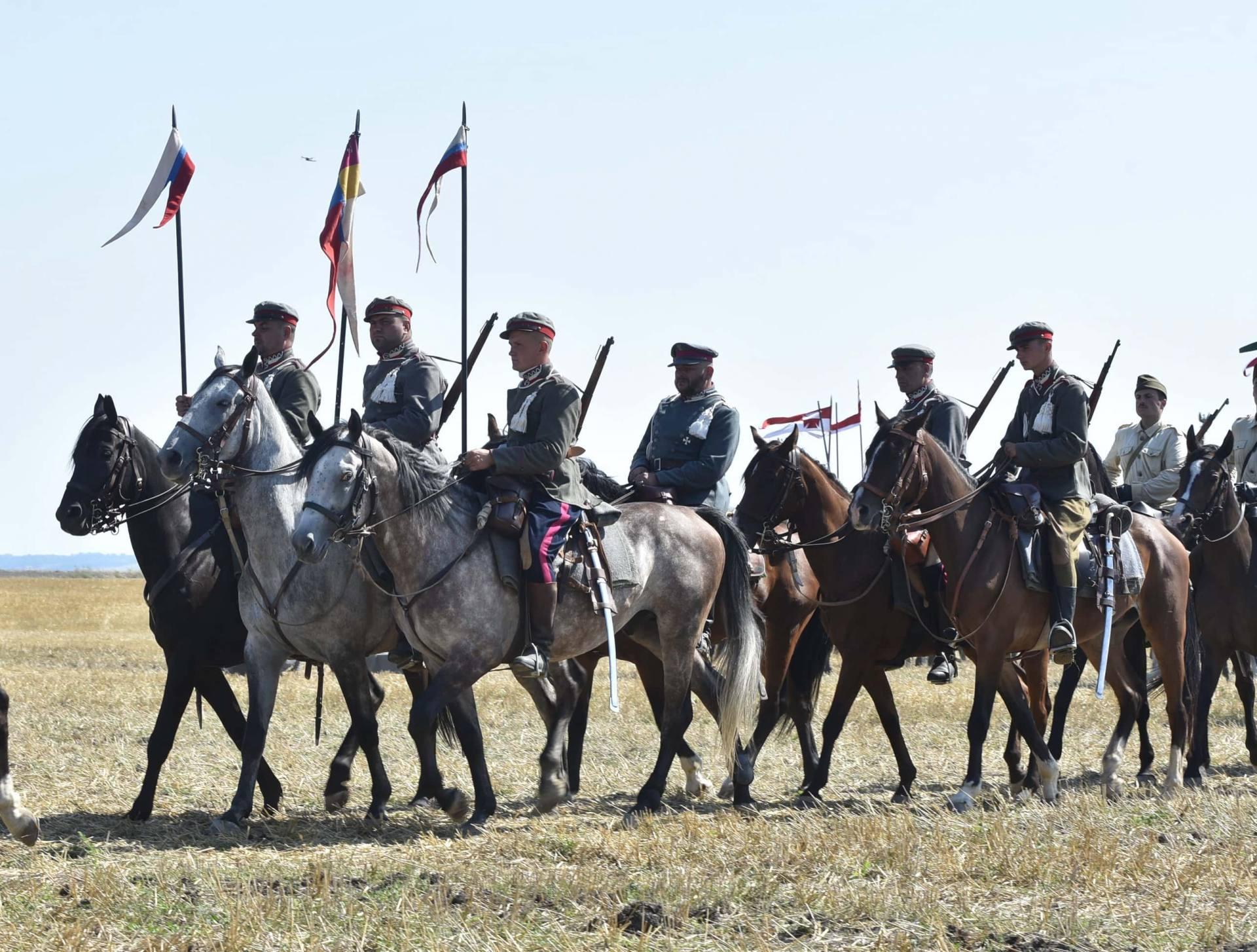dsc 0567 Czas szabli - 100 rocznica bitwy pod Komarowem(zdjęcia)