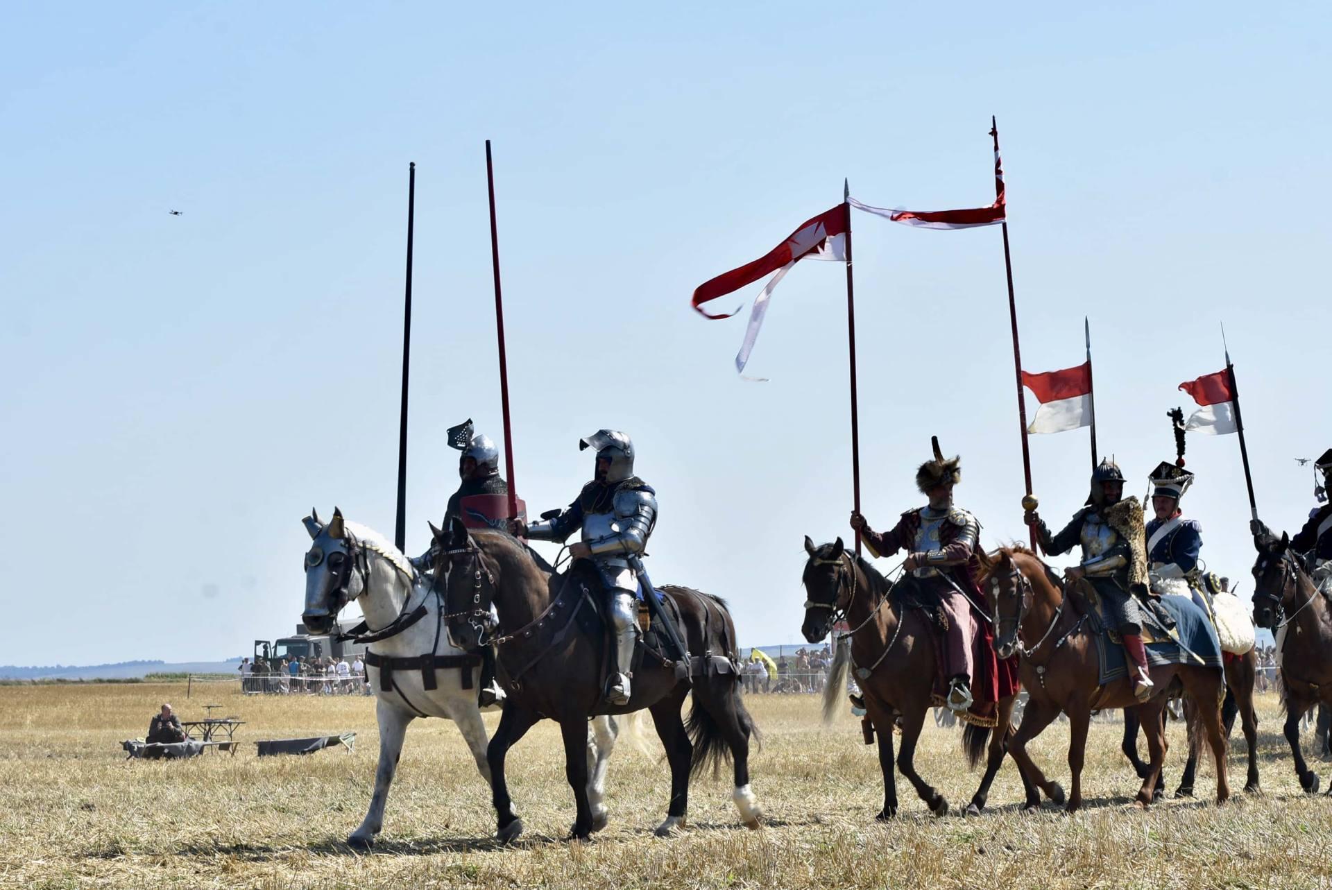 dsc 0568 Czas szabli - 100 rocznica bitwy pod Komarowem(zdjęcia)