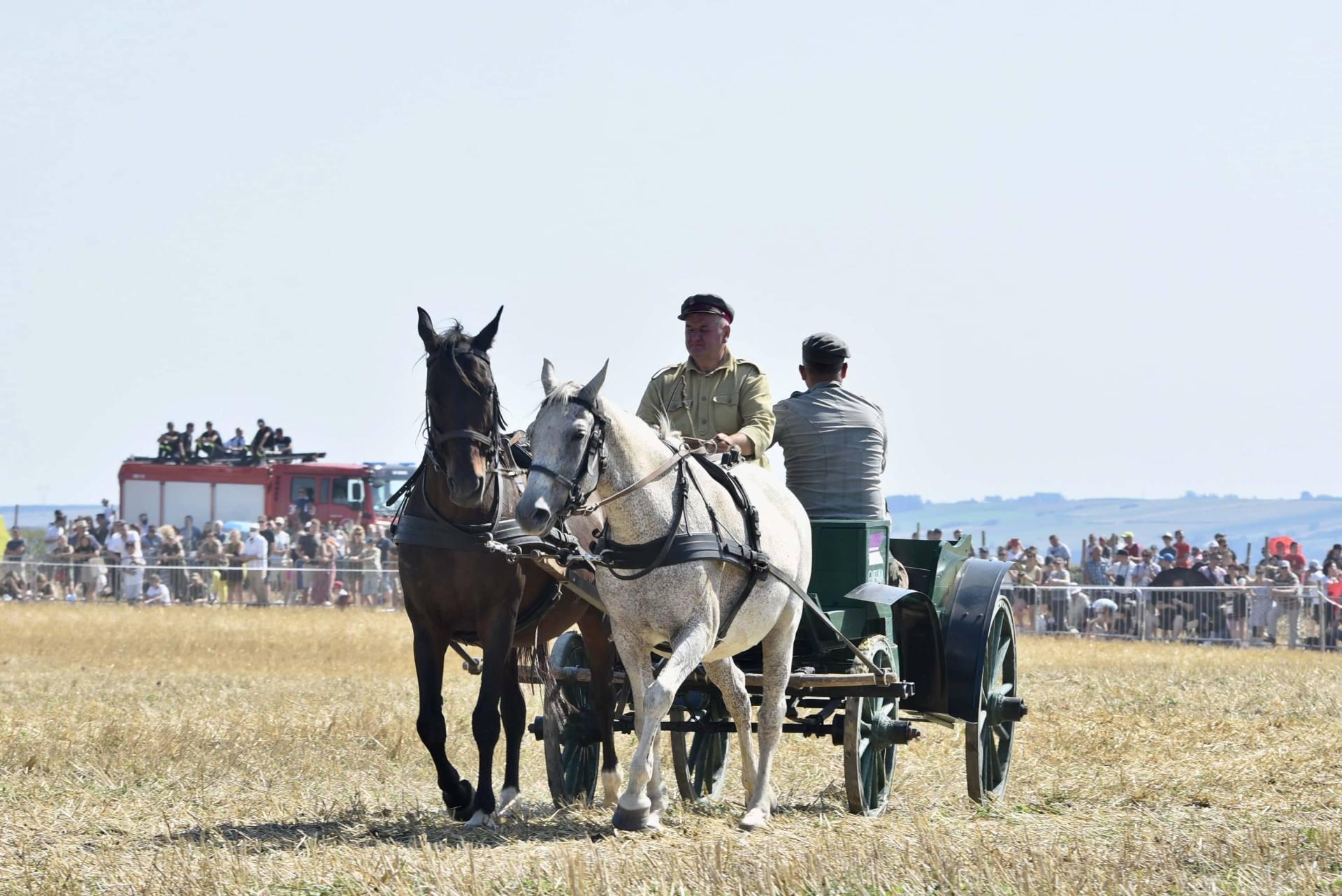 dsc 0573 Czas szabli - 100 rocznica bitwy pod Komarowem(zdjęcia)