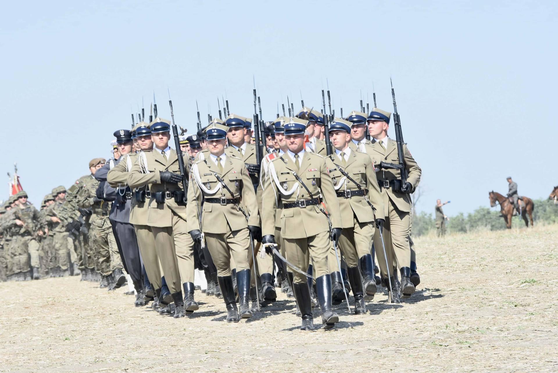 dsc 0576 Czas szabli - 100 rocznica bitwy pod Komarowem(zdjęcia)