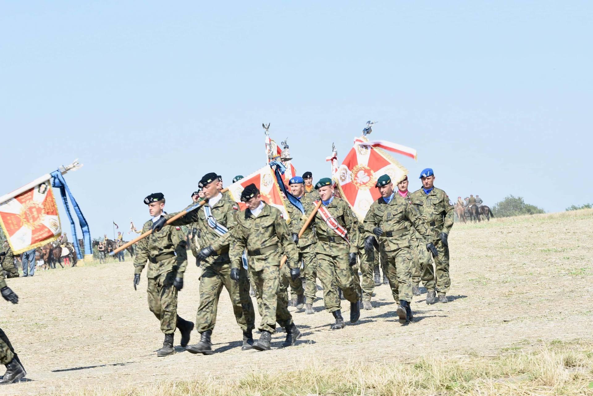 dsc 0583 Czas szabli - 100 rocznica bitwy pod Komarowem(zdjęcia)