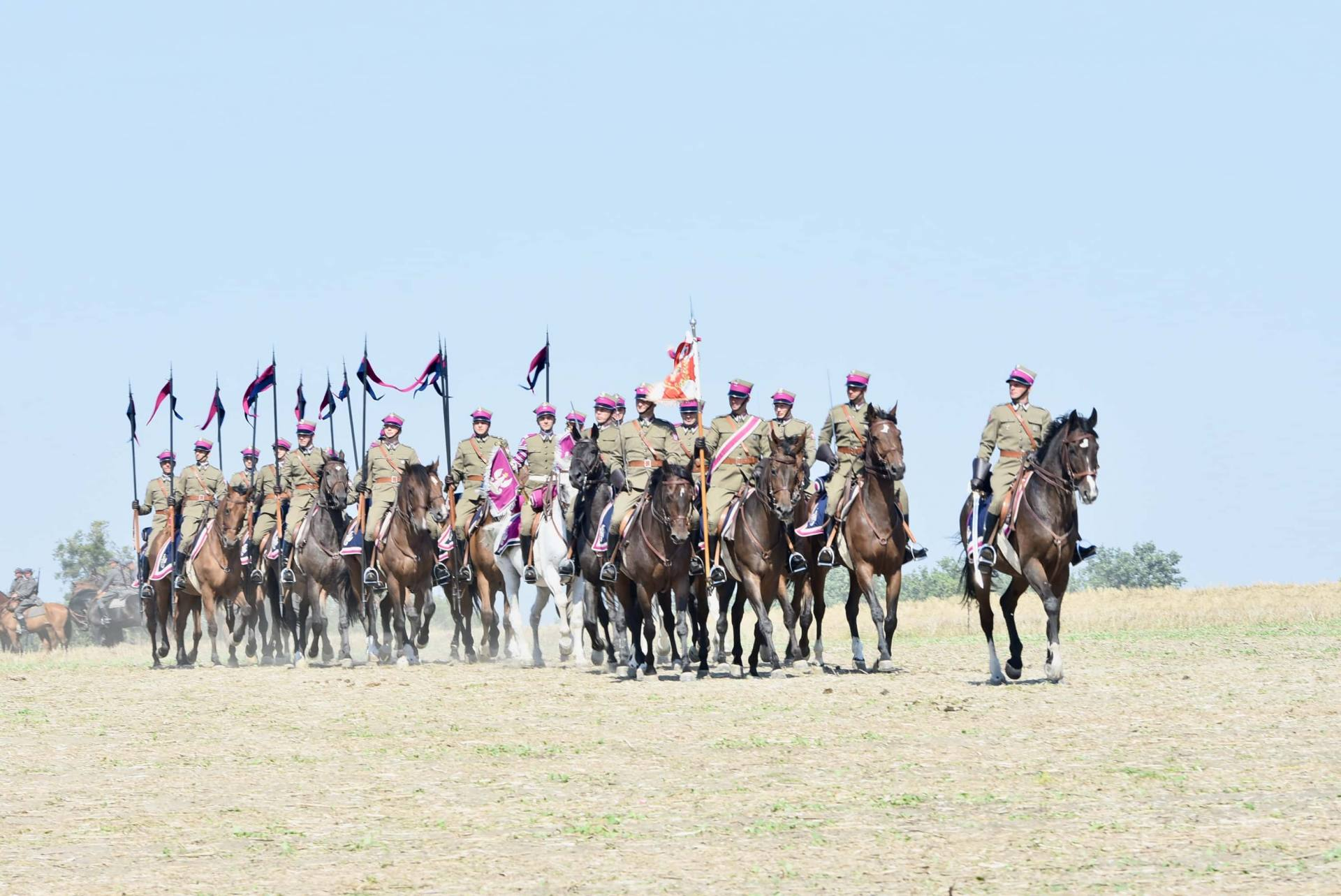 dsc 0585 Czas szabli - 100 rocznica bitwy pod Komarowem(zdjęcia)