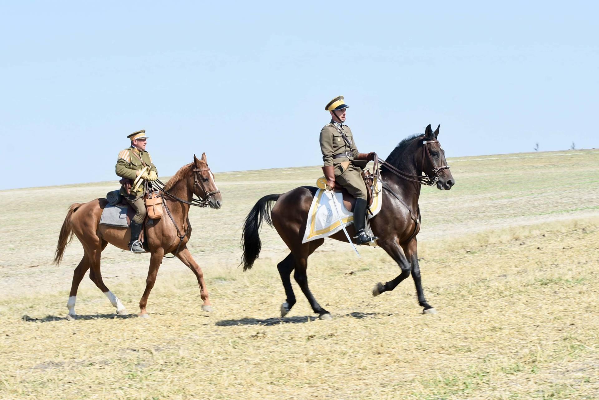 dsc 0587 Czas szabli - 100 rocznica bitwy pod Komarowem(zdjęcia)