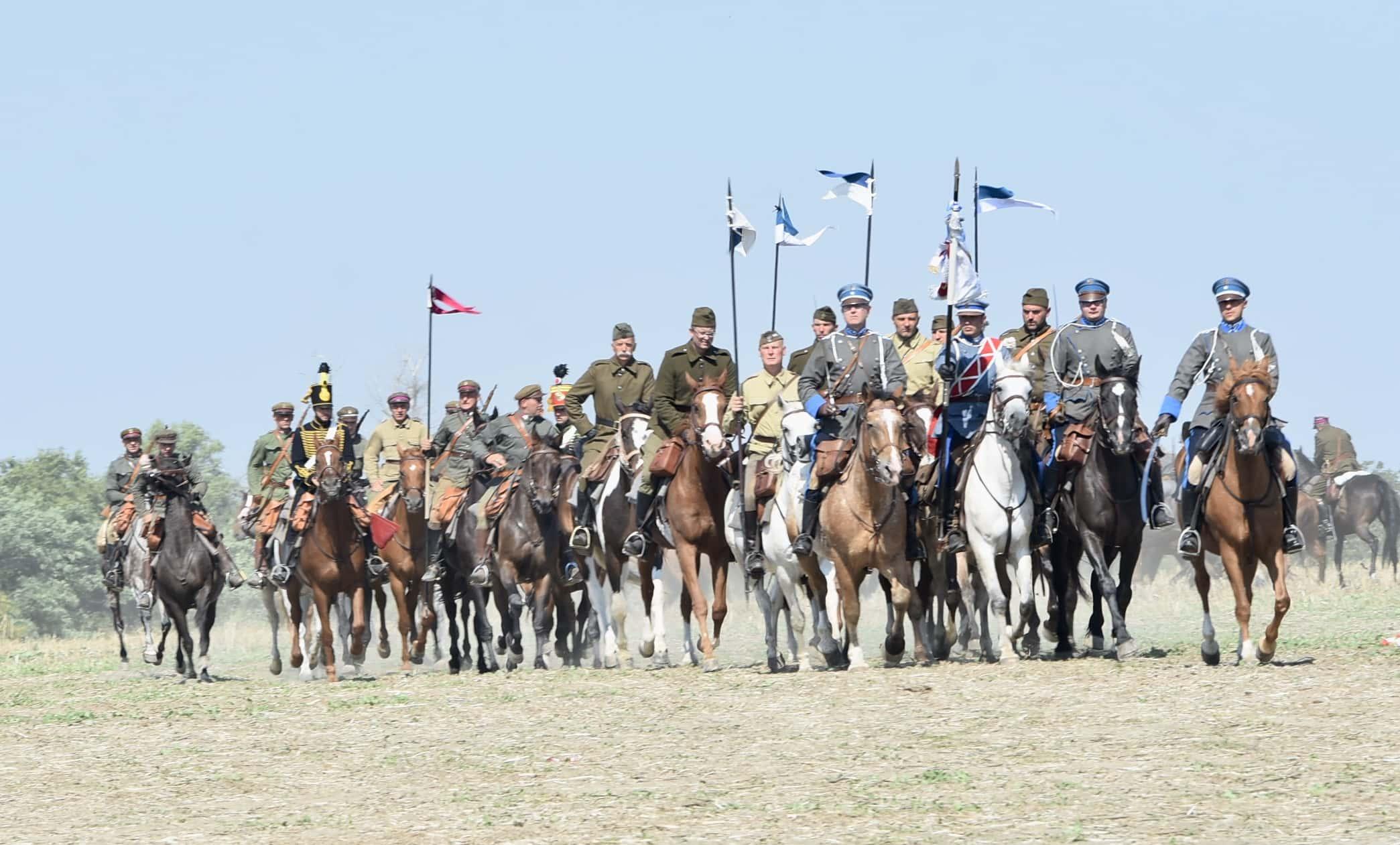 dsc 0593 Czas szabli - 100 rocznica bitwy pod Komarowem(zdjęcia)