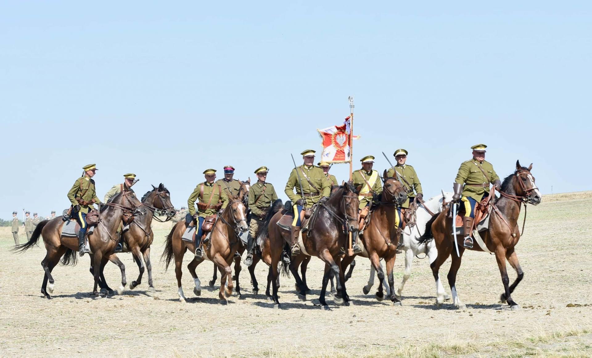 dsc 0599 Czas szabli - 100 rocznica bitwy pod Komarowem(zdjęcia)
