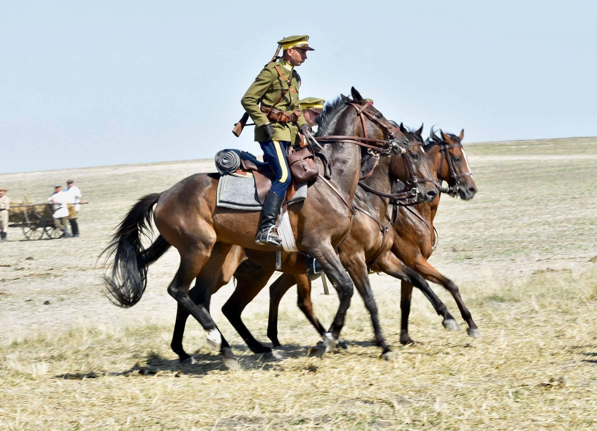 dsc 0602 Czas szabli - 100 rocznica bitwy pod Komarowem(zdjęcia)