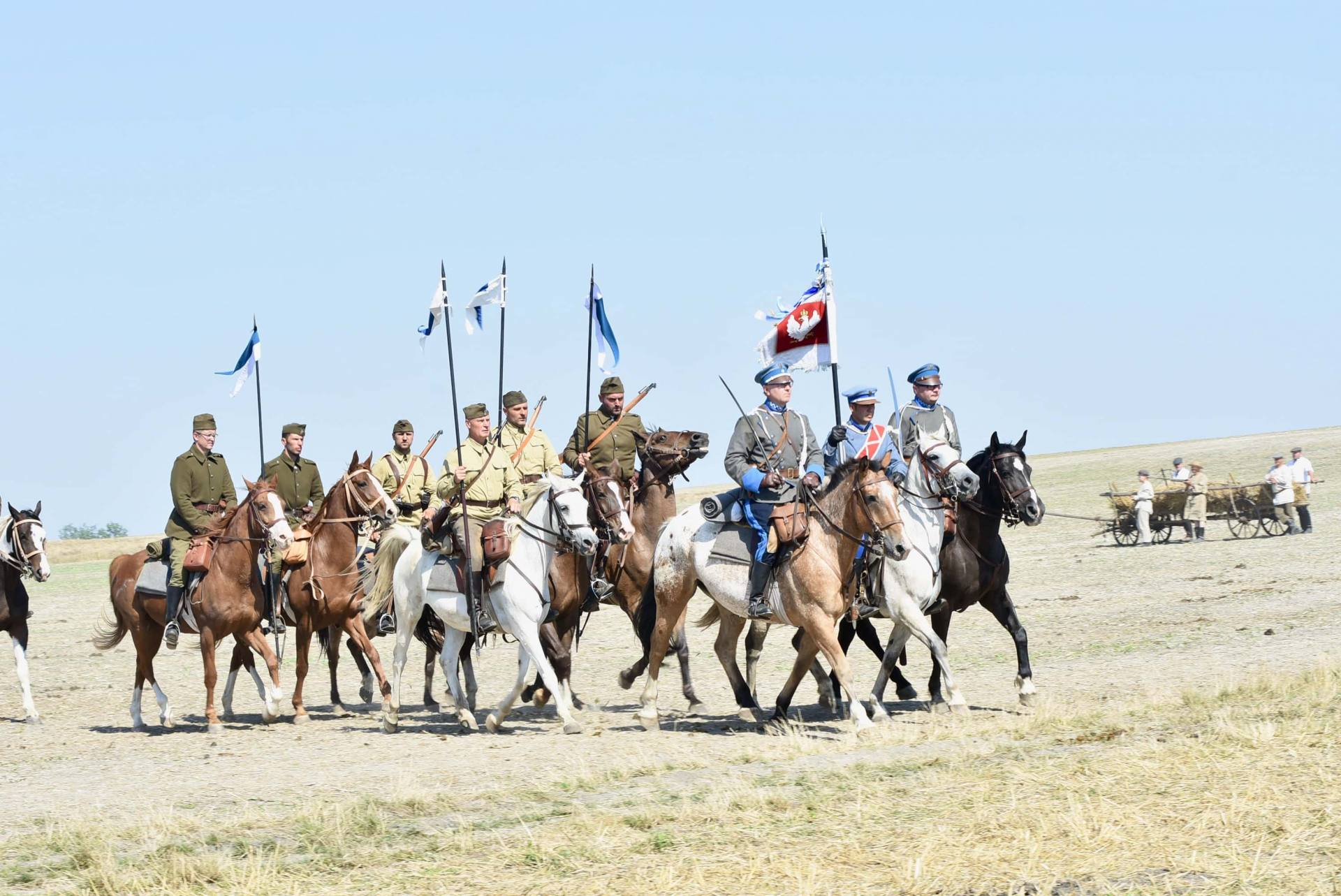 dsc 0604 Czas szabli - 100 rocznica bitwy pod Komarowem(zdjęcia)