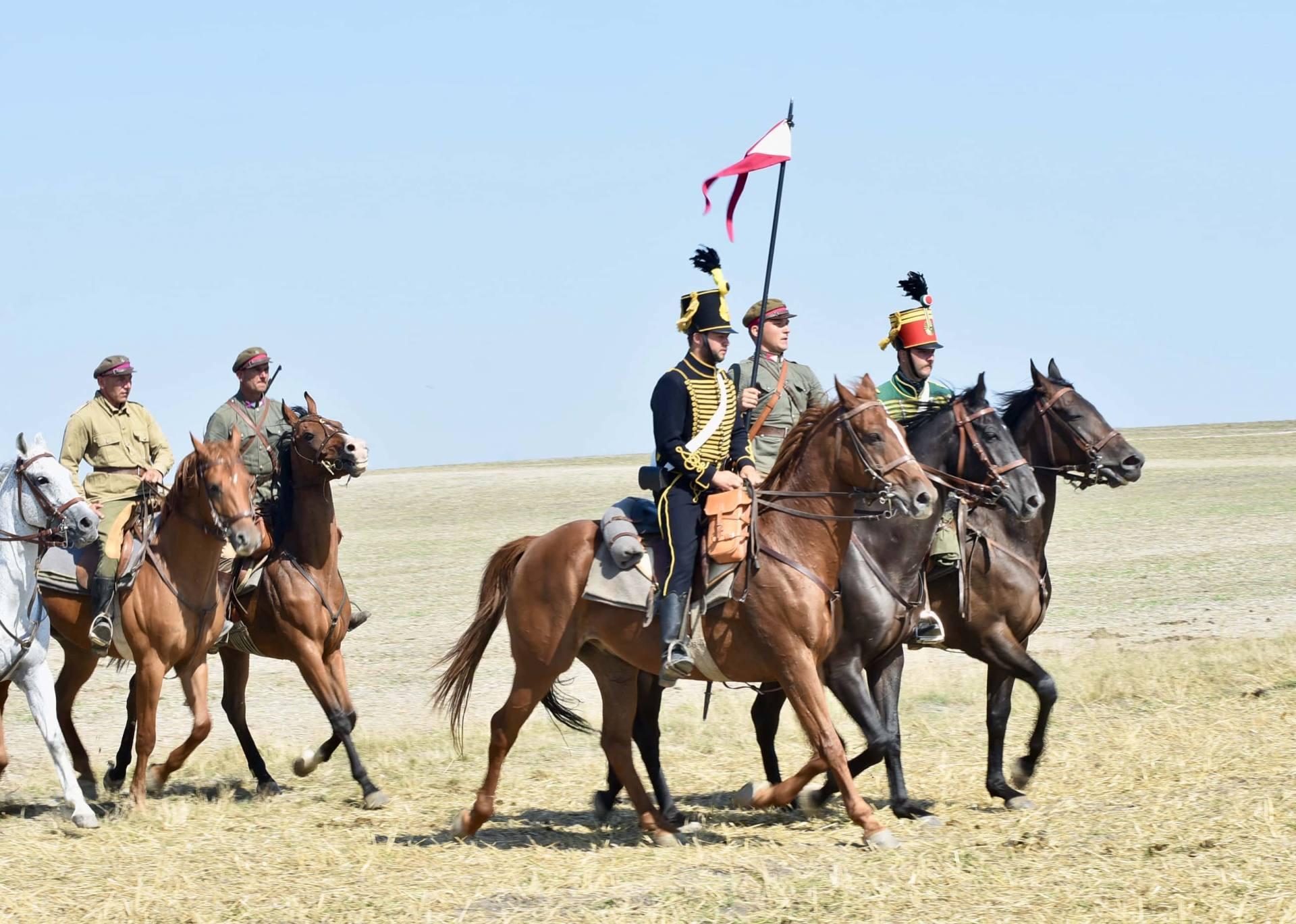 dsc 0610 Czas szabli - 100 rocznica bitwy pod Komarowem(zdjęcia)