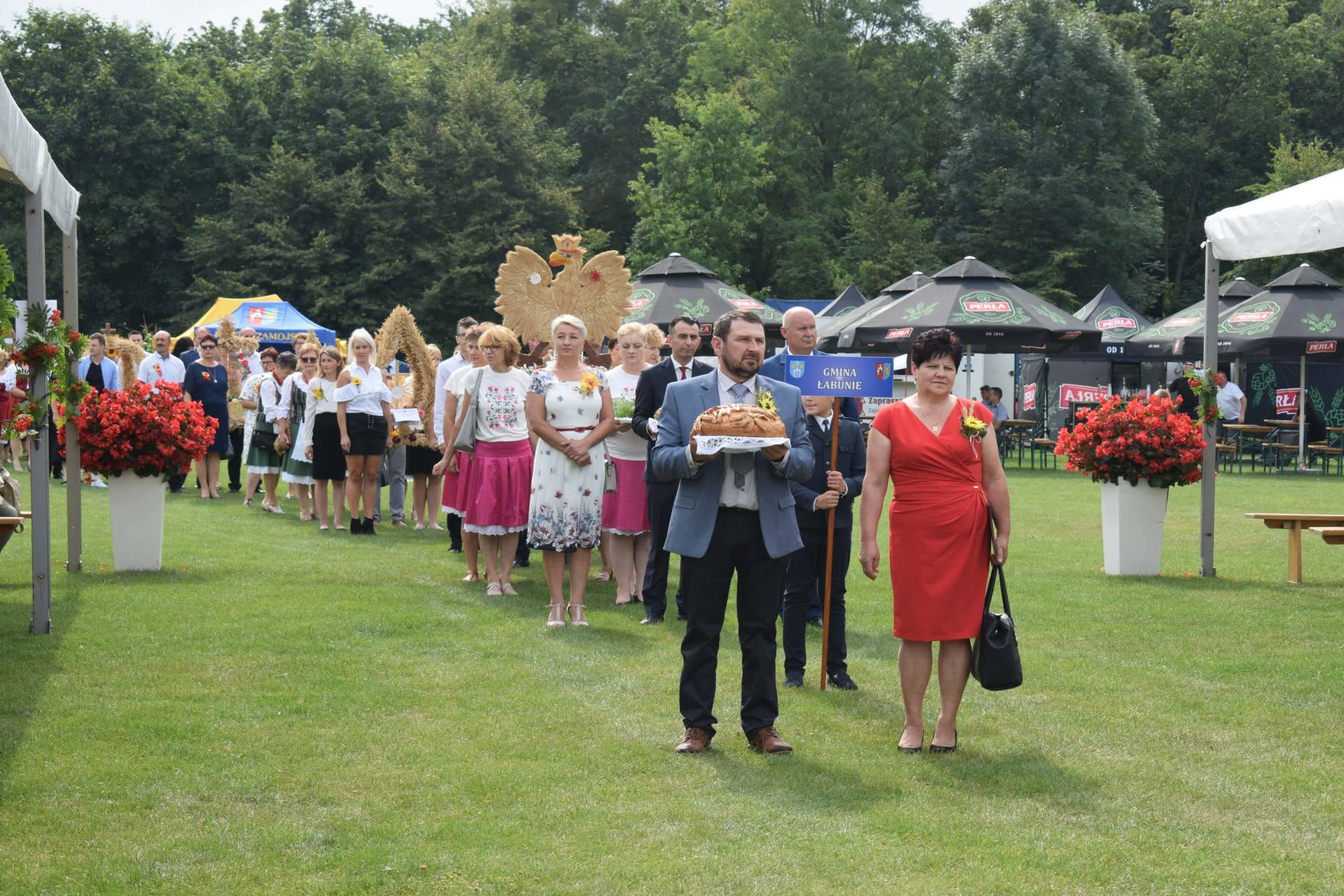 dsc 0612 23 sierpnia odbyły się Dożynki Powiatowo-Gminne w Łabuniach. Publikujemy zdjęcia