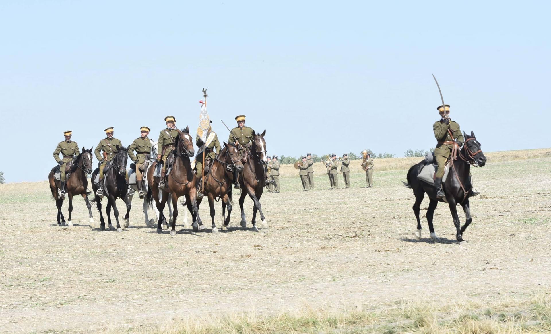 dsc 0613 Czas szabli - 100 rocznica bitwy pod Komarowem(zdjęcia)