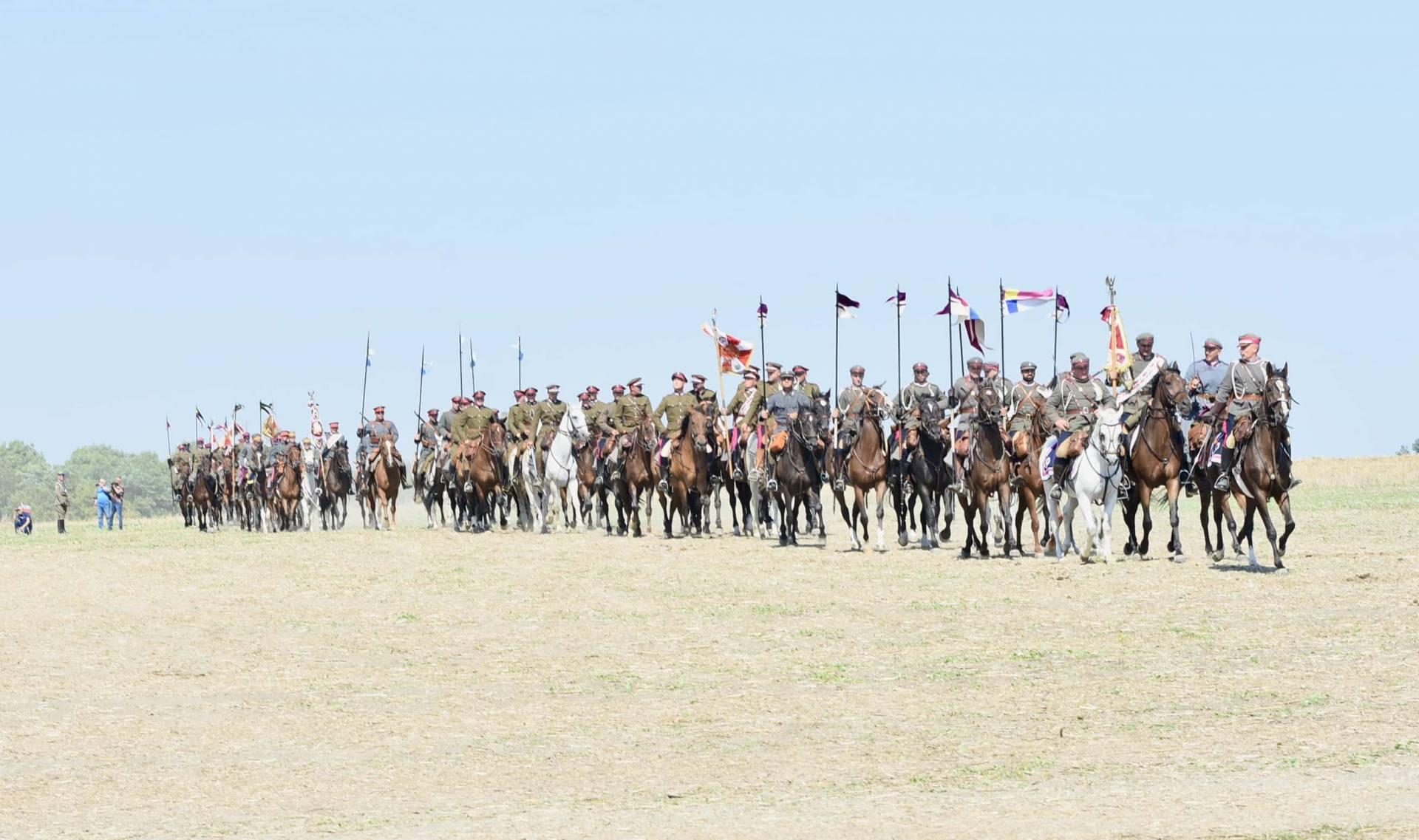dsc 0614 Czas szabli - 100 rocznica bitwy pod Komarowem(zdjęcia)