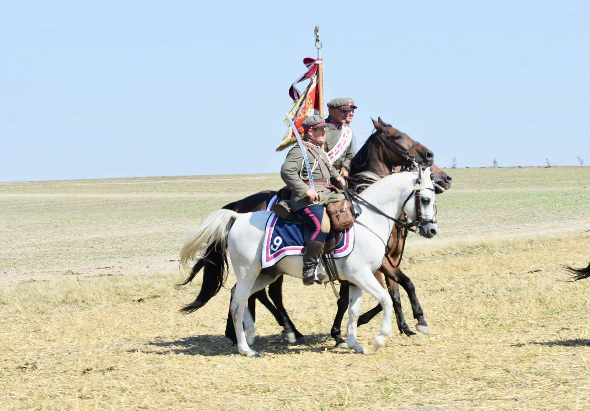 dsc 0622 Czas szabli - 100 rocznica bitwy pod Komarowem(zdjęcia)