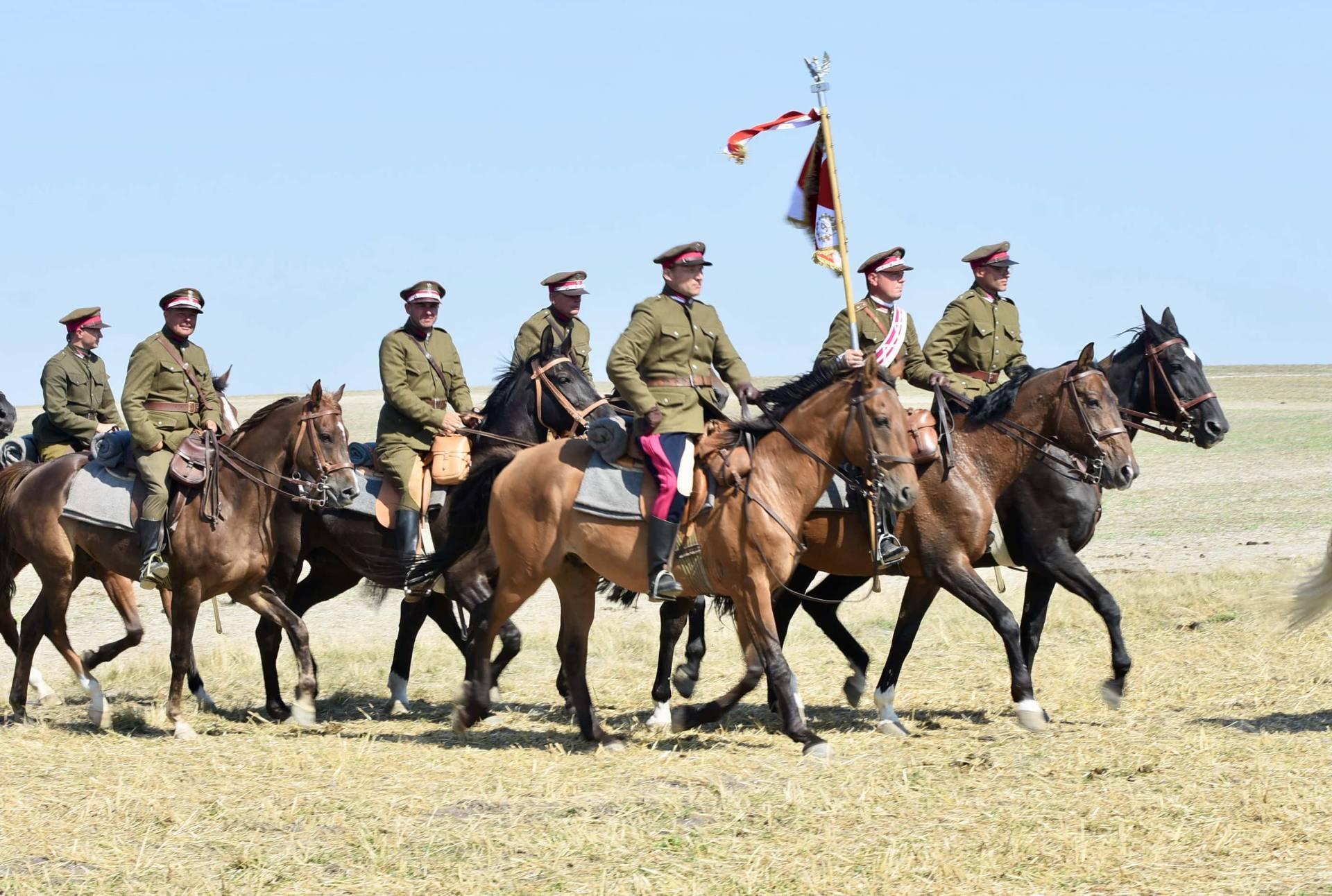 dsc 0625 Czas szabli - 100 rocznica bitwy pod Komarowem(zdjęcia)