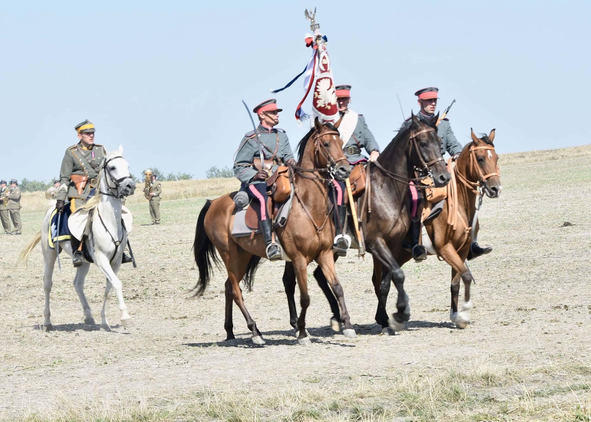 dsc 0626 Czas szabli - 100 rocznica bitwy pod Komarowem(zdjęcia)