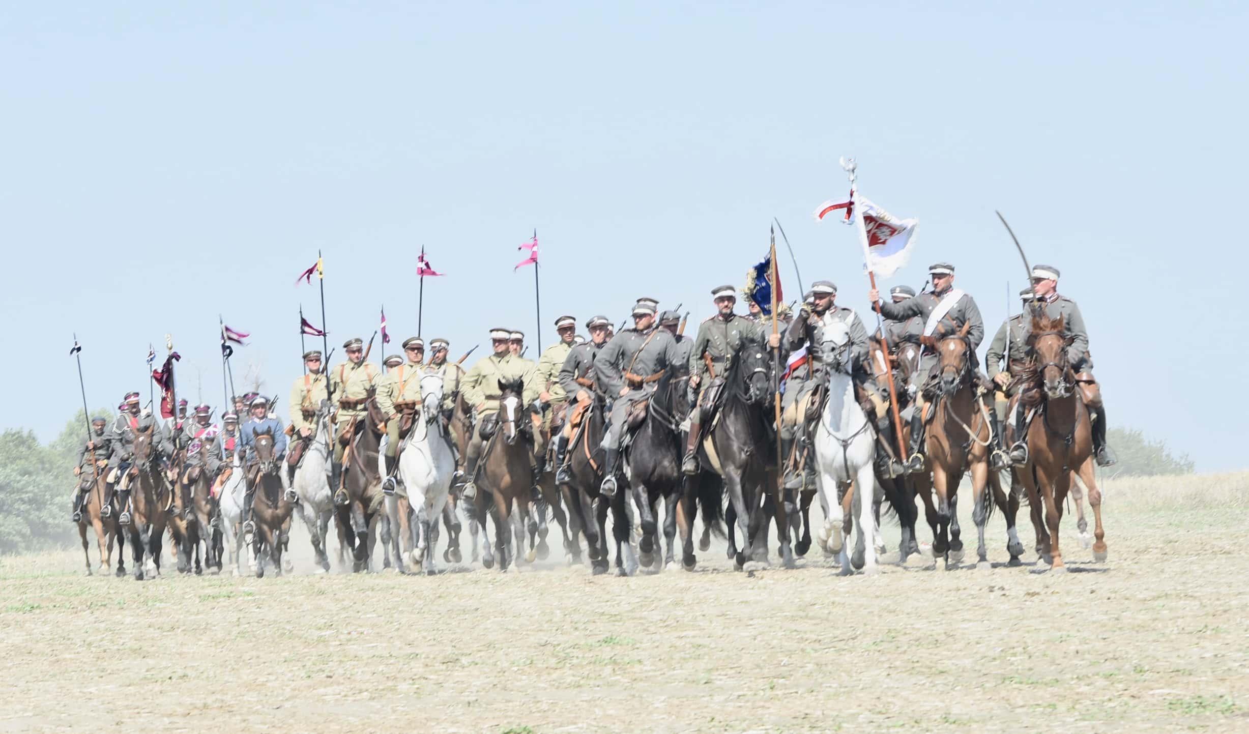dsc 0627 Czas szabli - 100 rocznica bitwy pod Komarowem(zdjęcia)