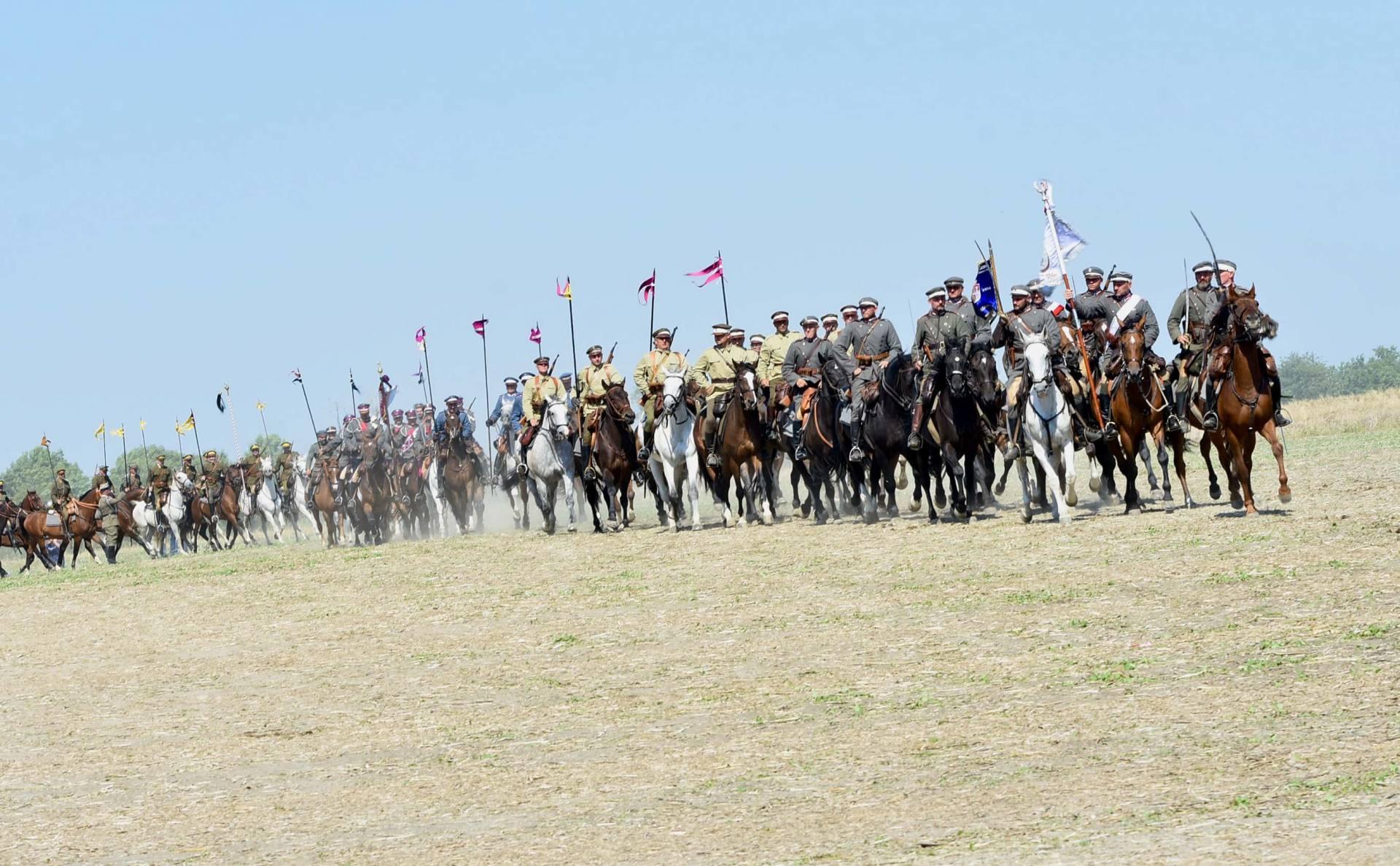 dsc 0631 Czas szabli - 100 rocznica bitwy pod Komarowem(zdjęcia)