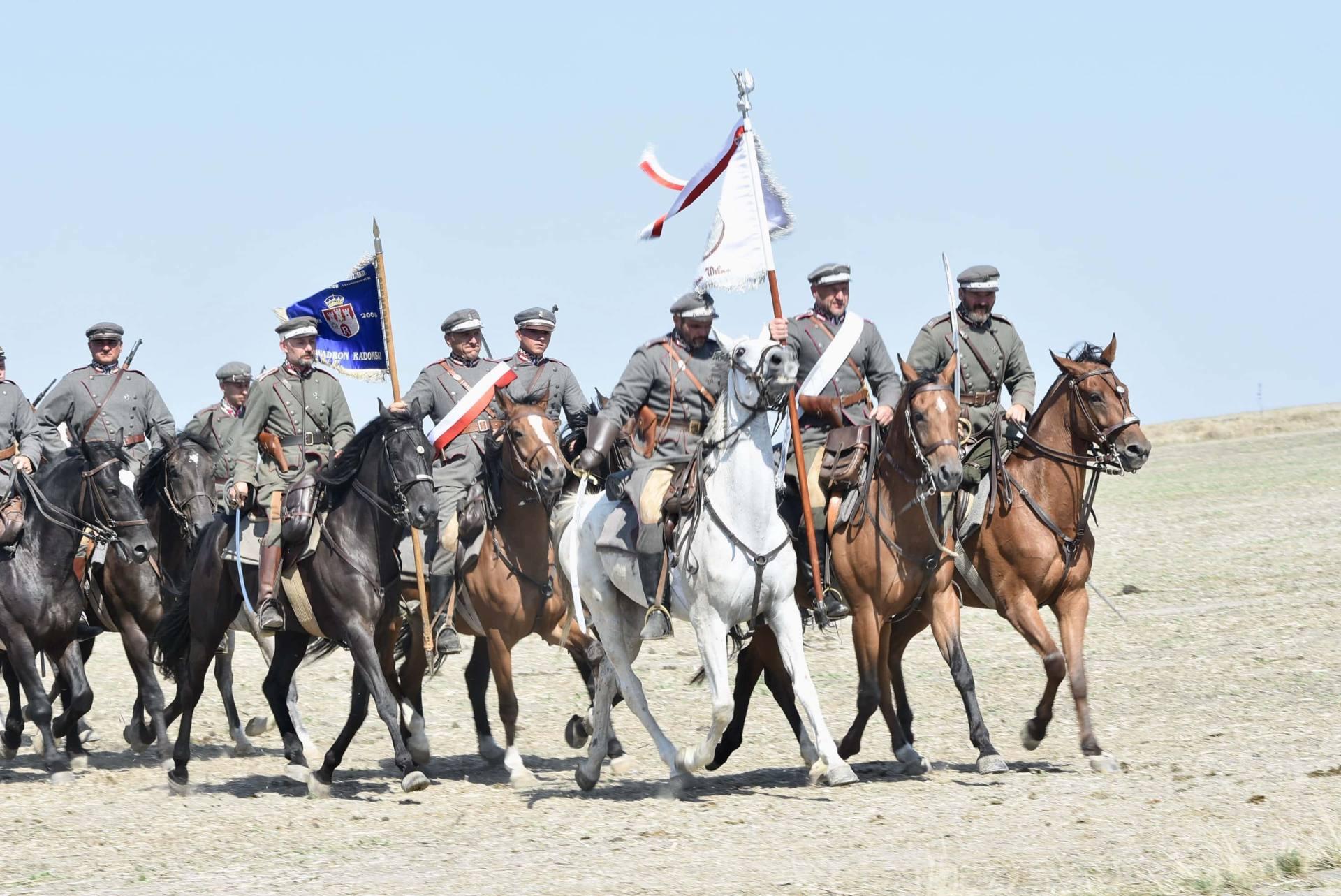 dsc 0636 Czas szabli - 100 rocznica bitwy pod Komarowem(zdjęcia)