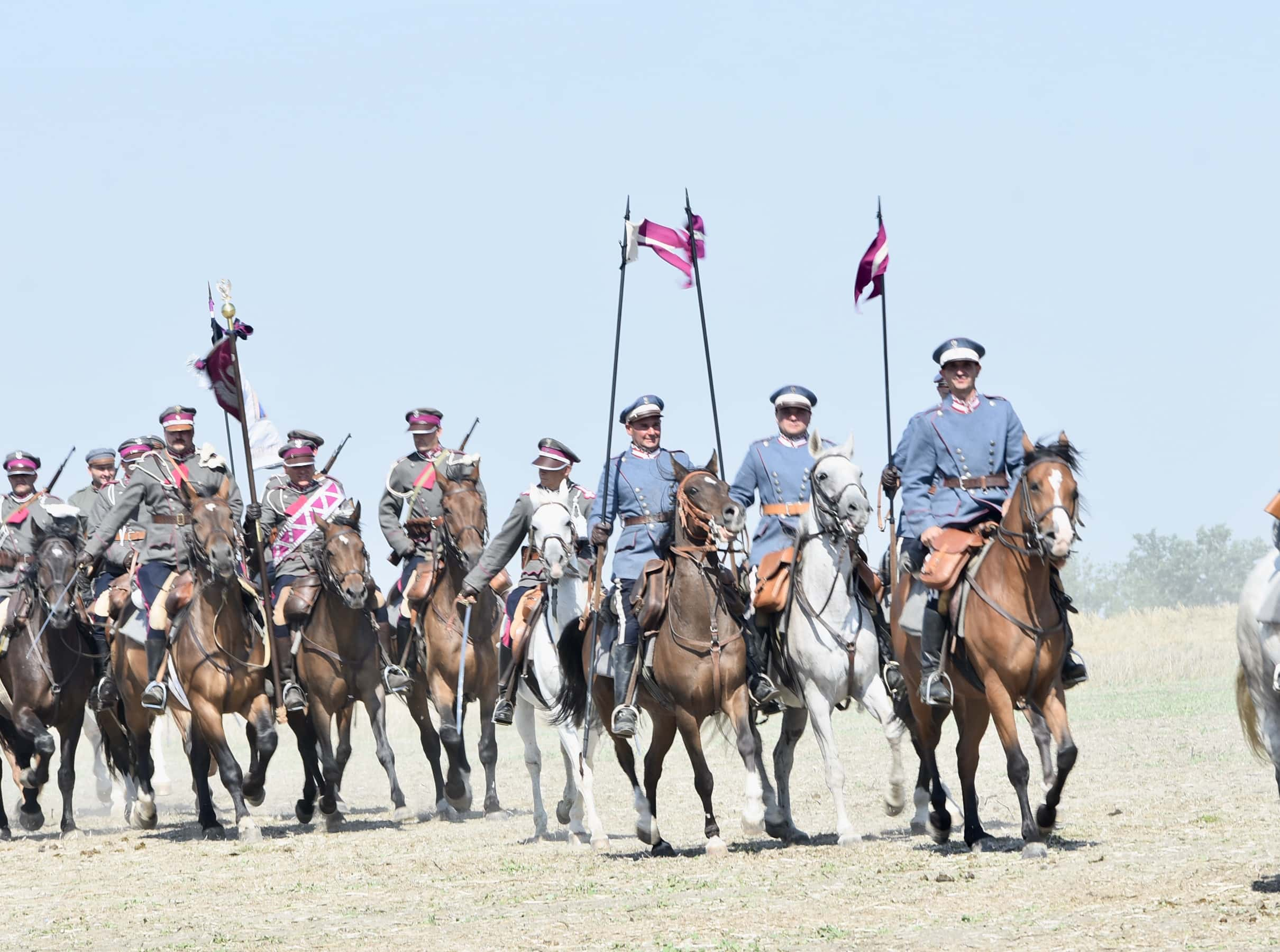 dsc 0638 Czas szabli - 100 rocznica bitwy pod Komarowem(zdjęcia)