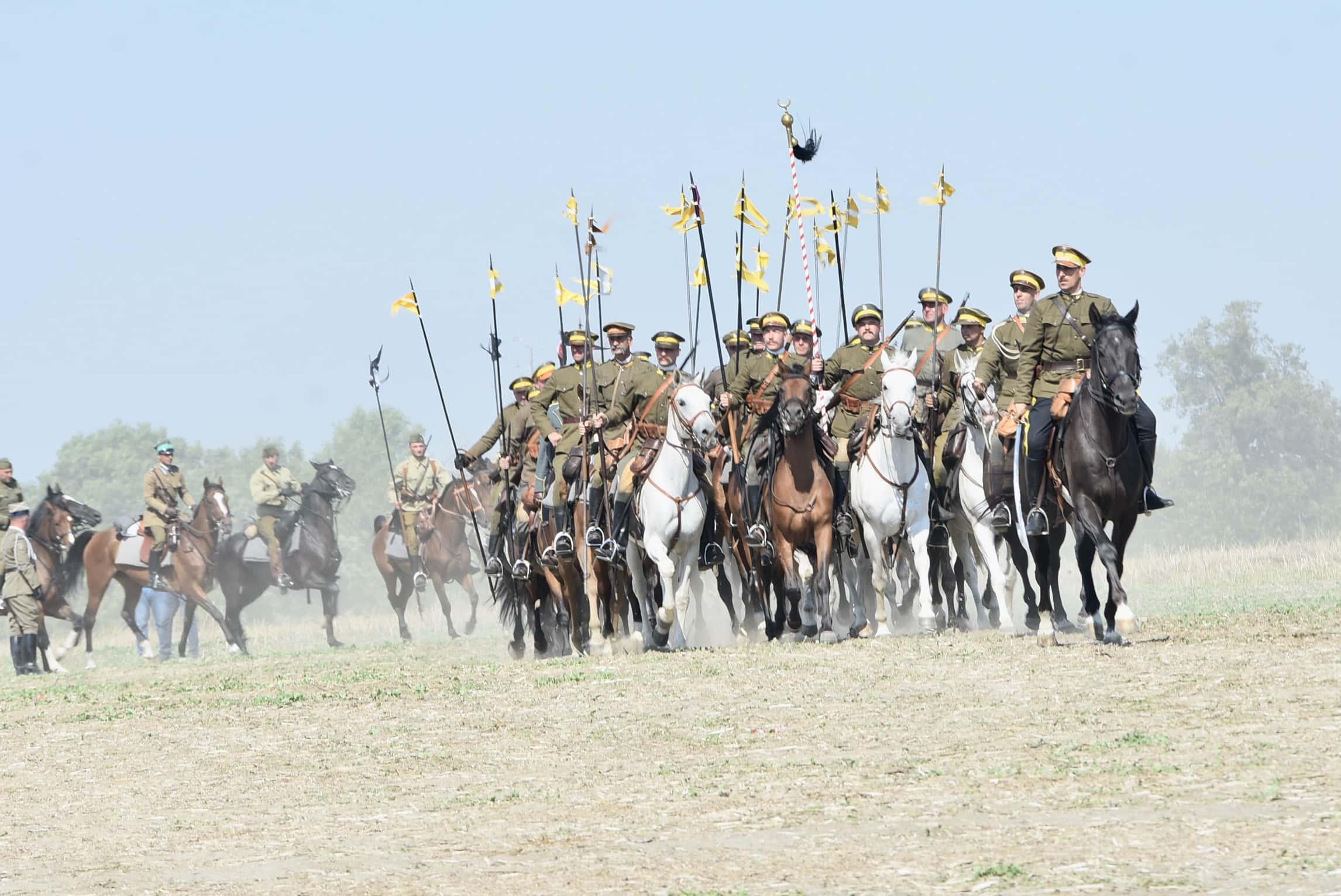 dsc 0639 Czas szabli - 100 rocznica bitwy pod Komarowem(zdjęcia)